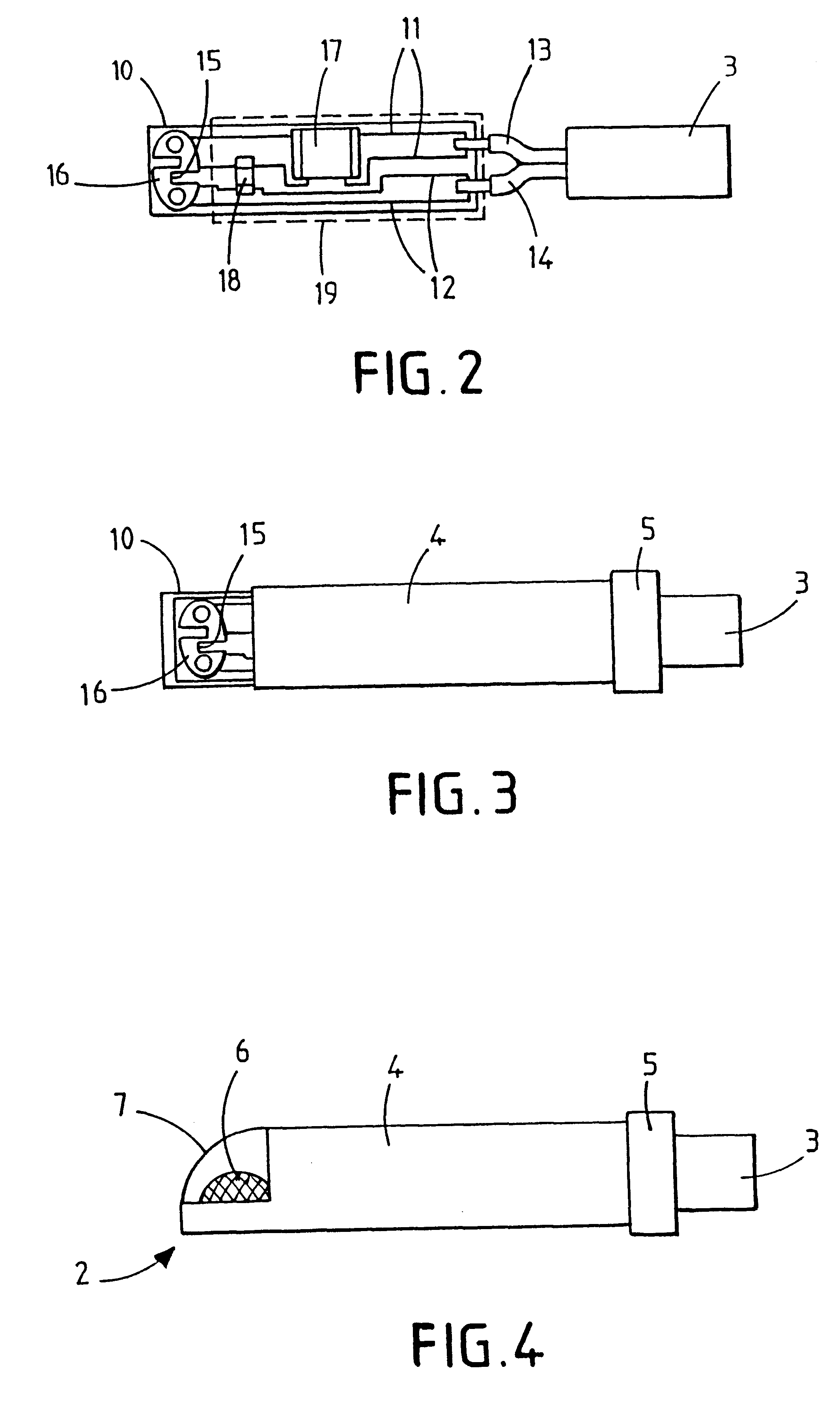 Patent Us6539875 Electro Pyrotechnic Initiator Built Around A Circuit Electronic Pyro Igniter System Projects Drawing