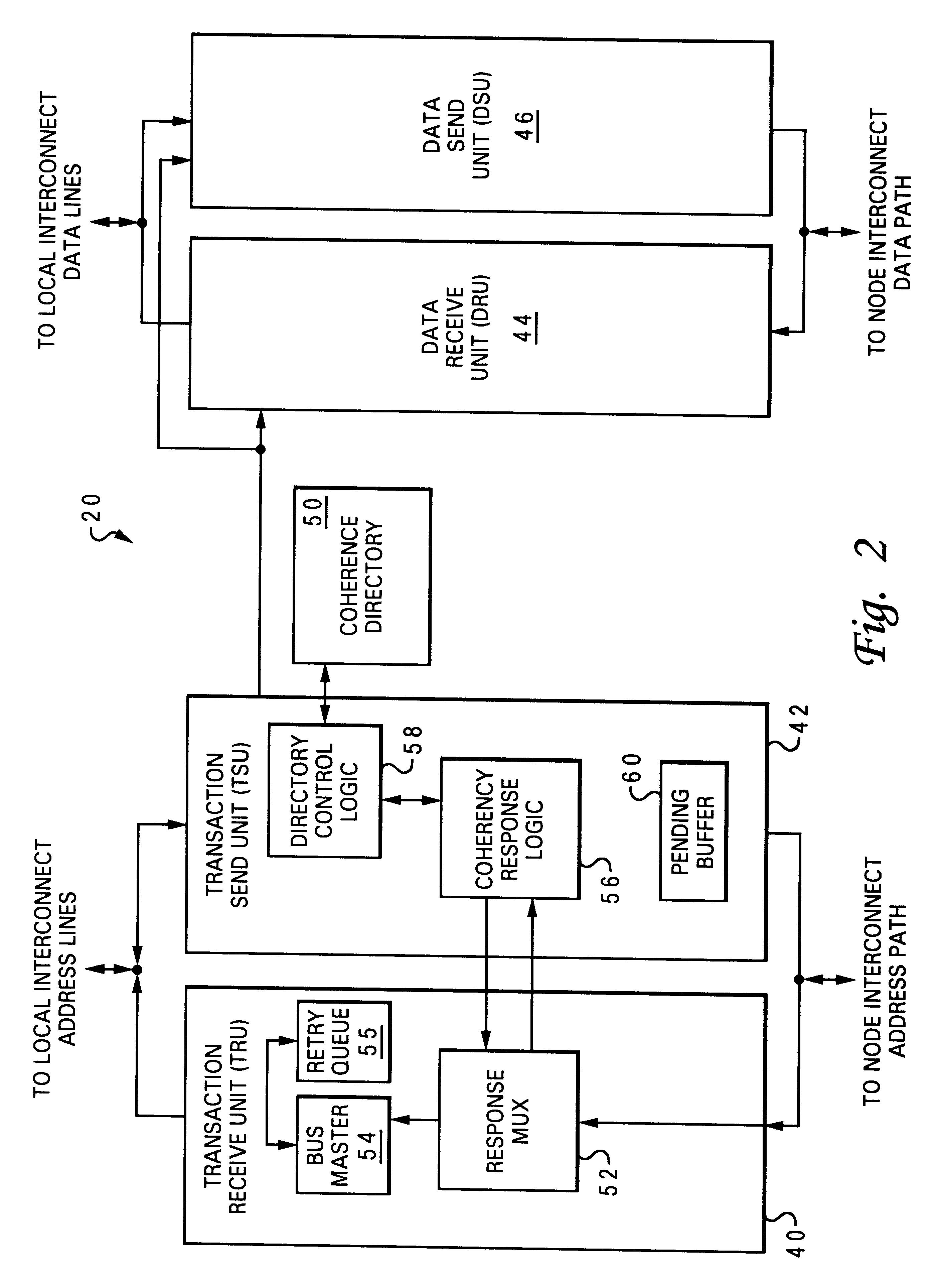 Data Processing System : Patent us non uniform memory access numa data