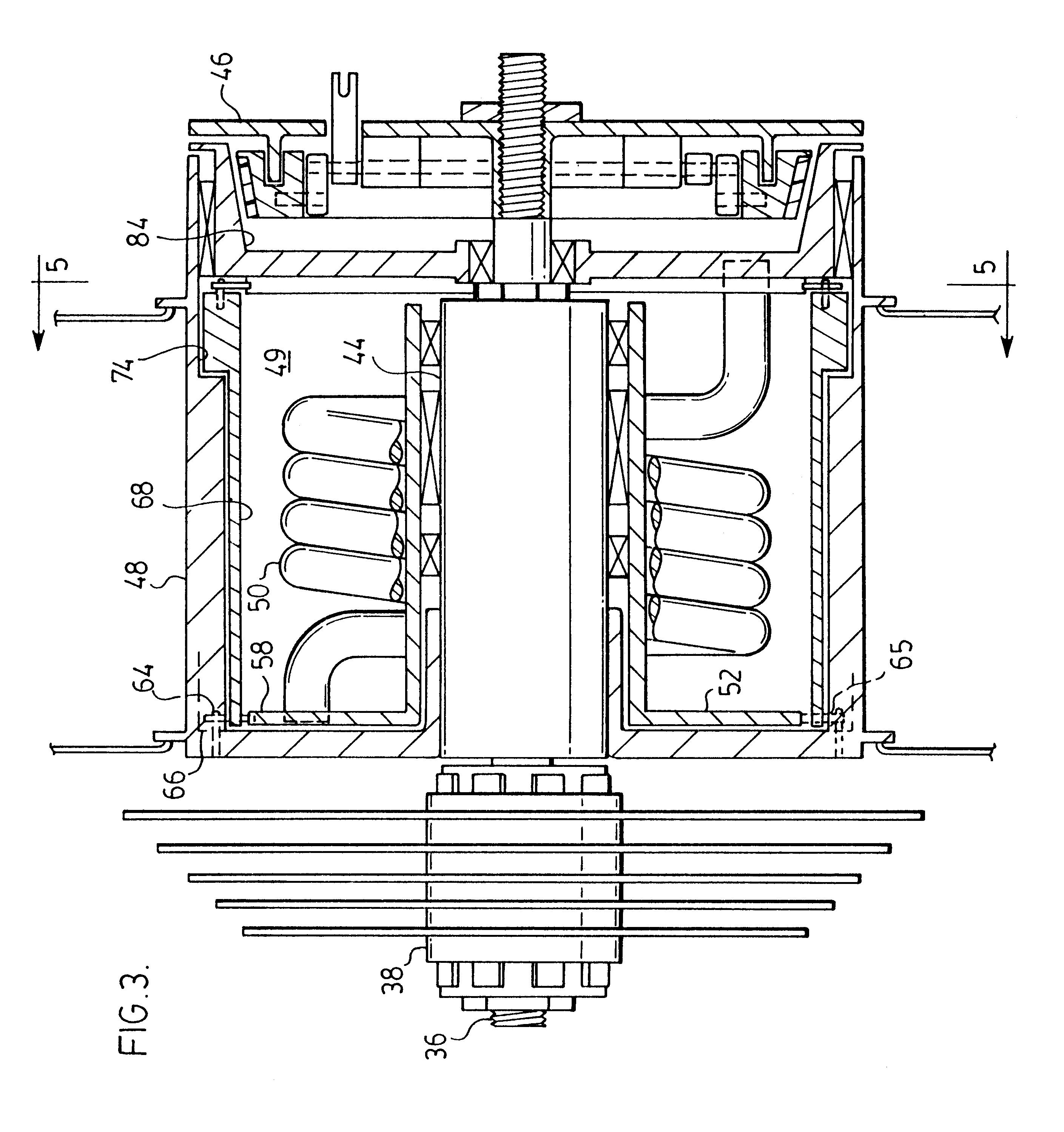 Us6557877 Regenerative Braking And Driving Diagram Patent Drawing