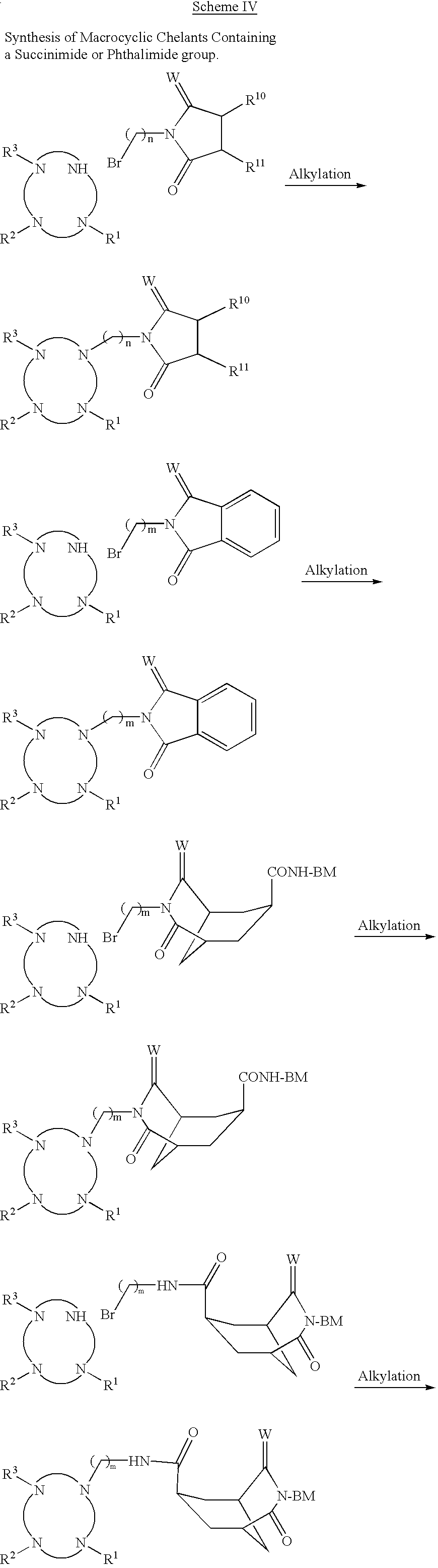 macrocyclic synthesis