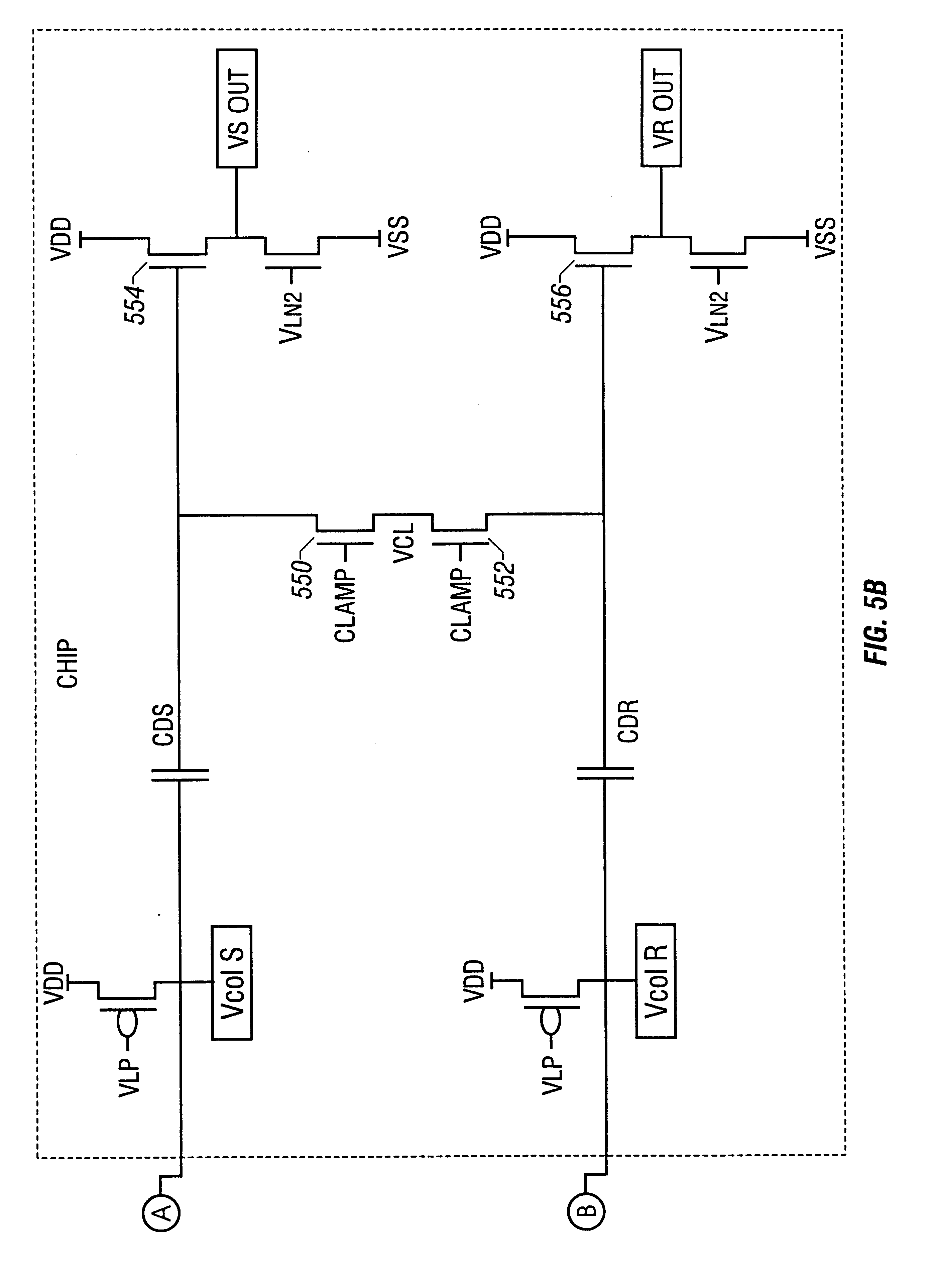 Patent Us6570617 Cmos Active Pixel Sensor Type Imaging System On A Monolithichybrid Analog To Digital Ad Converter Drawing