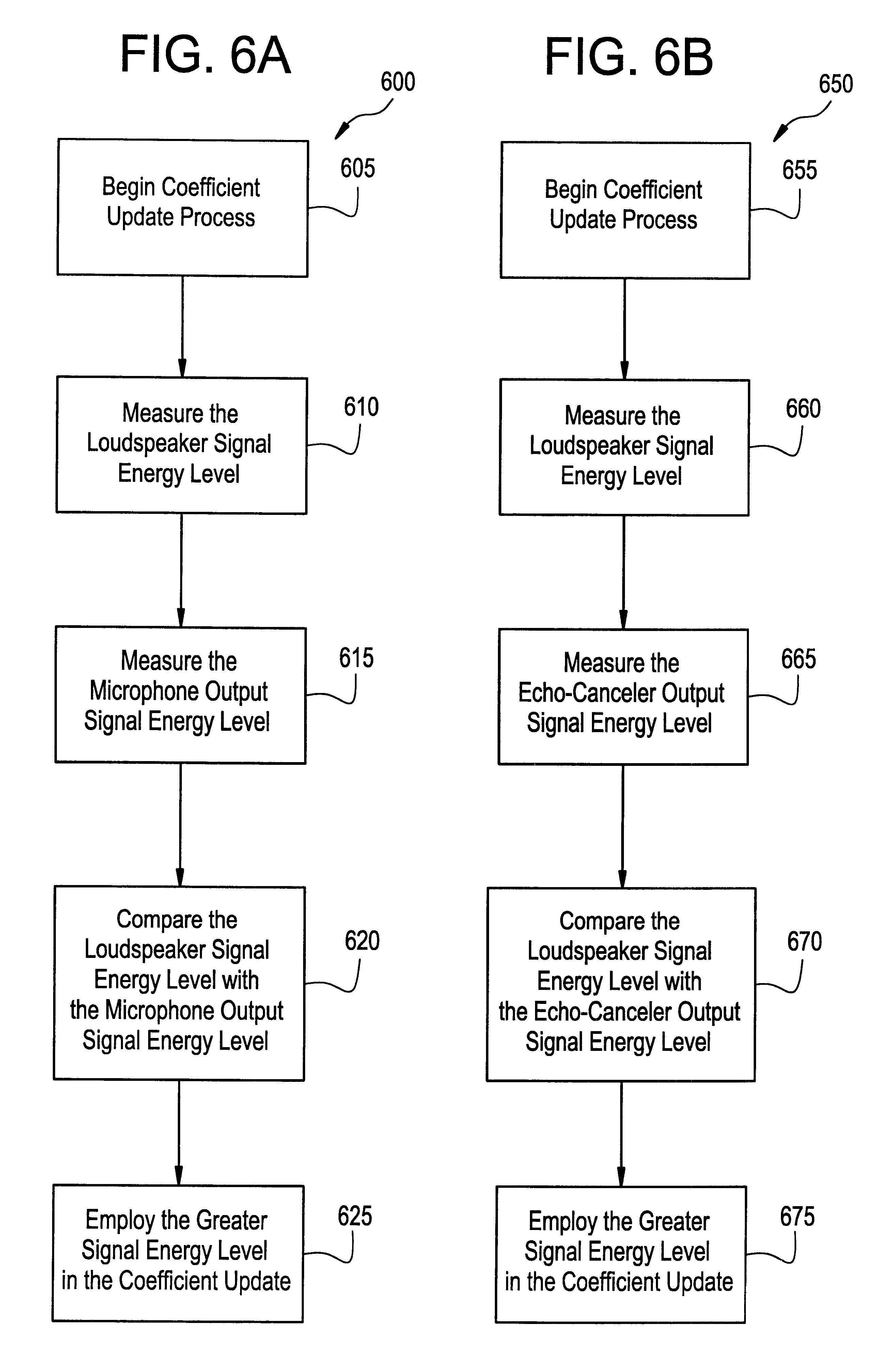 Patent US6570985 - Echo canceler adaptive filter