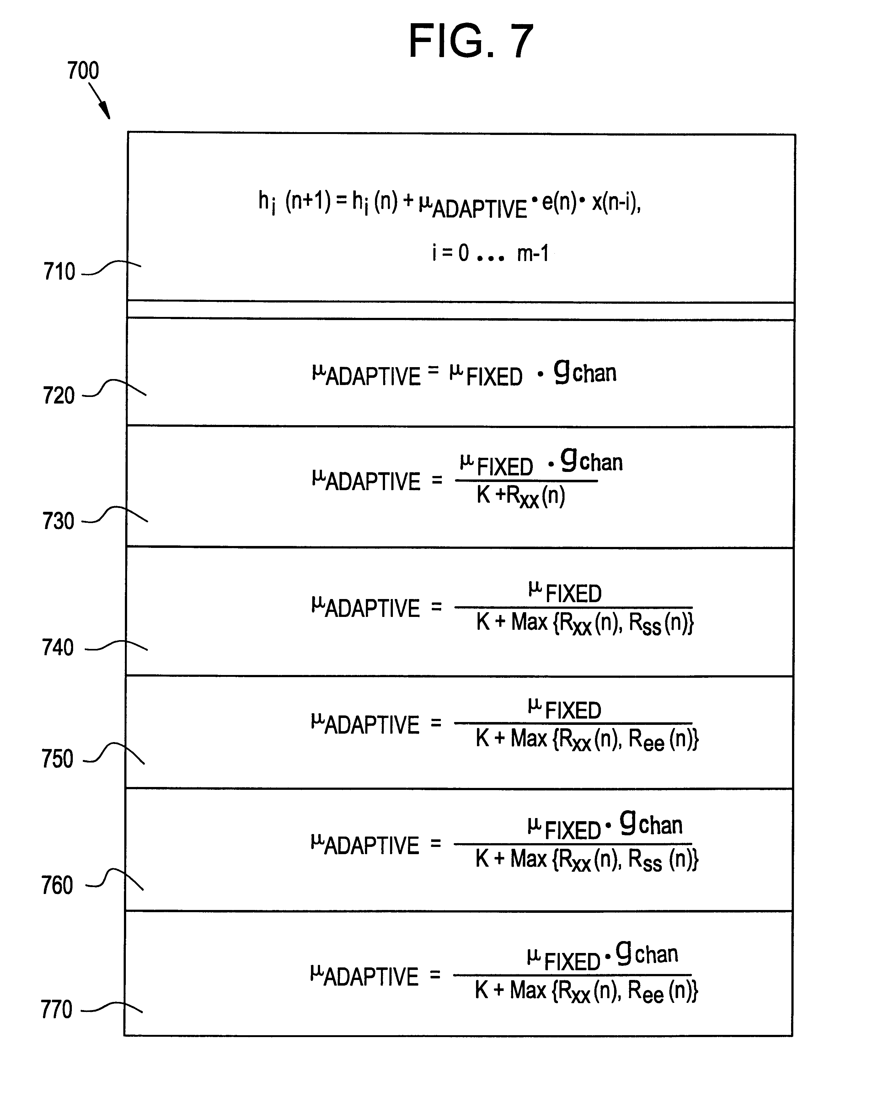 Patent US6570985 - Echo canceler adaptive filter