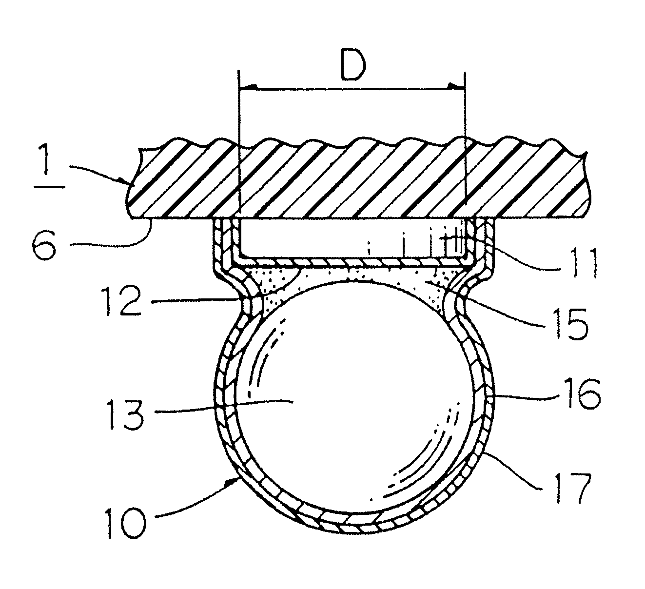 patent us6573458 - printed circuit board
