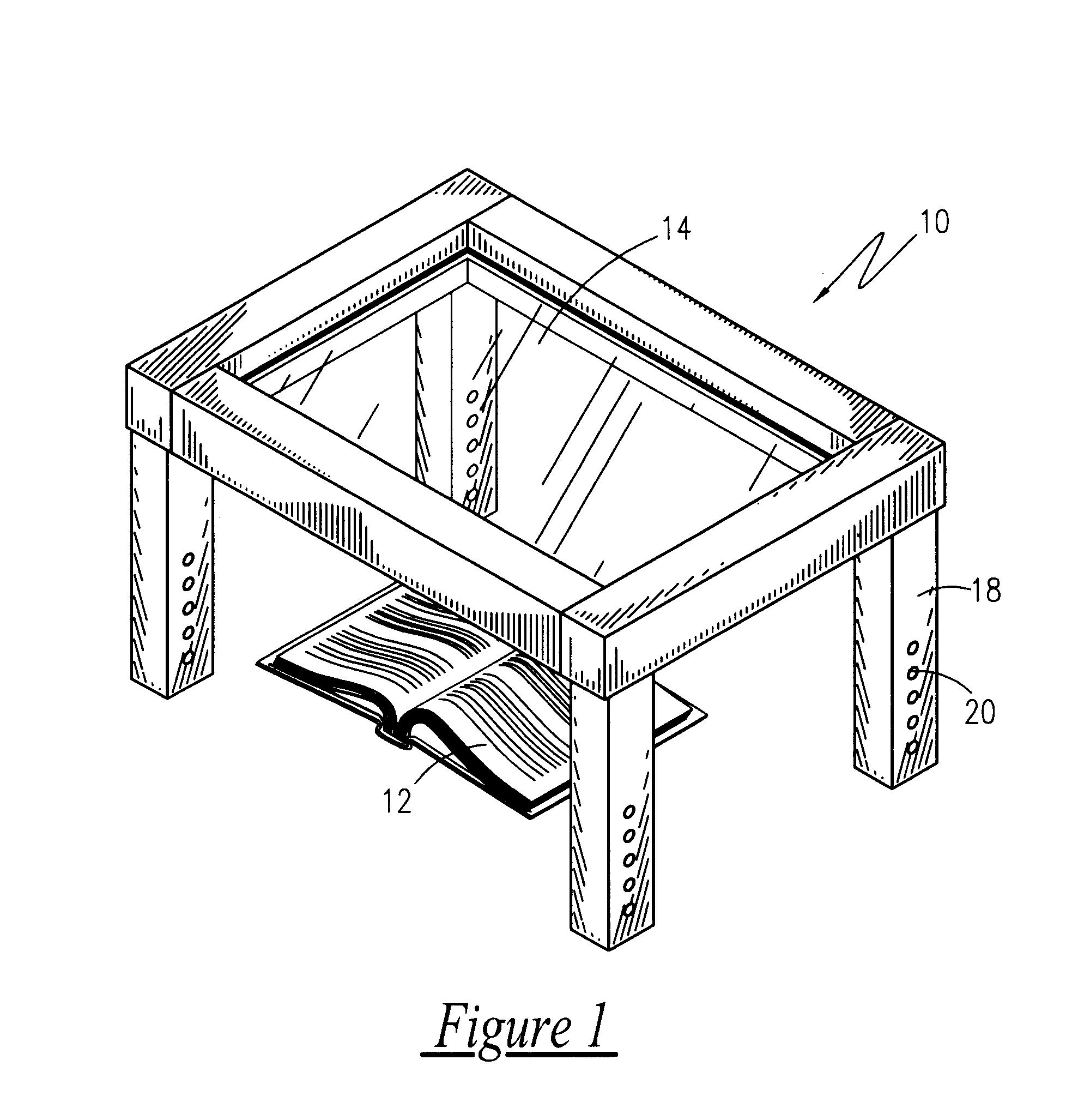 Patent Us6574051 Portable Reading Magnifier Google Patents