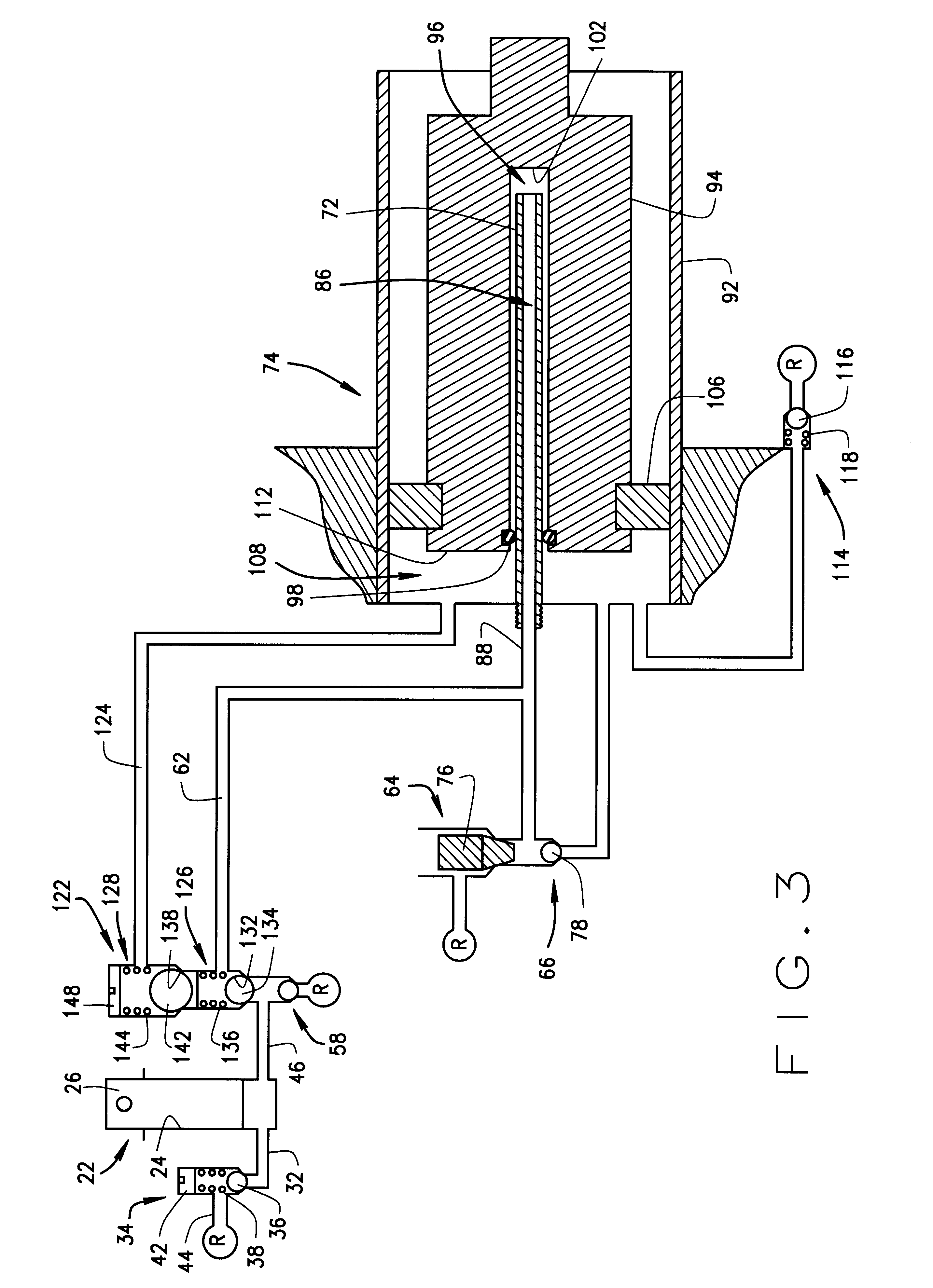 Patent Us6581909 Simplified Hydraulic Circuit For A