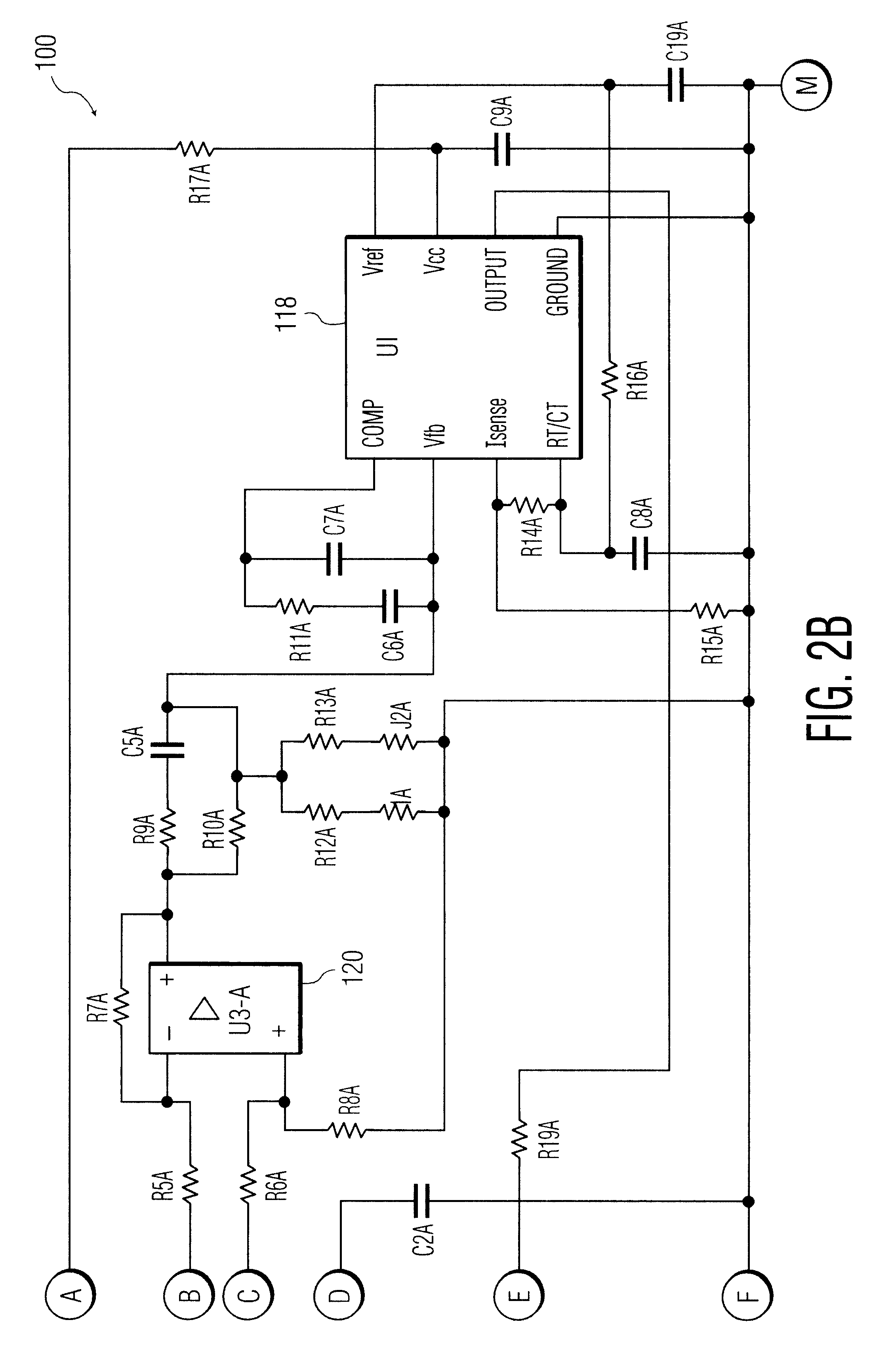 Output Pwm Led Driver Circuit Wiring Diagrams Dimmer Patent Us6586890 With 12v