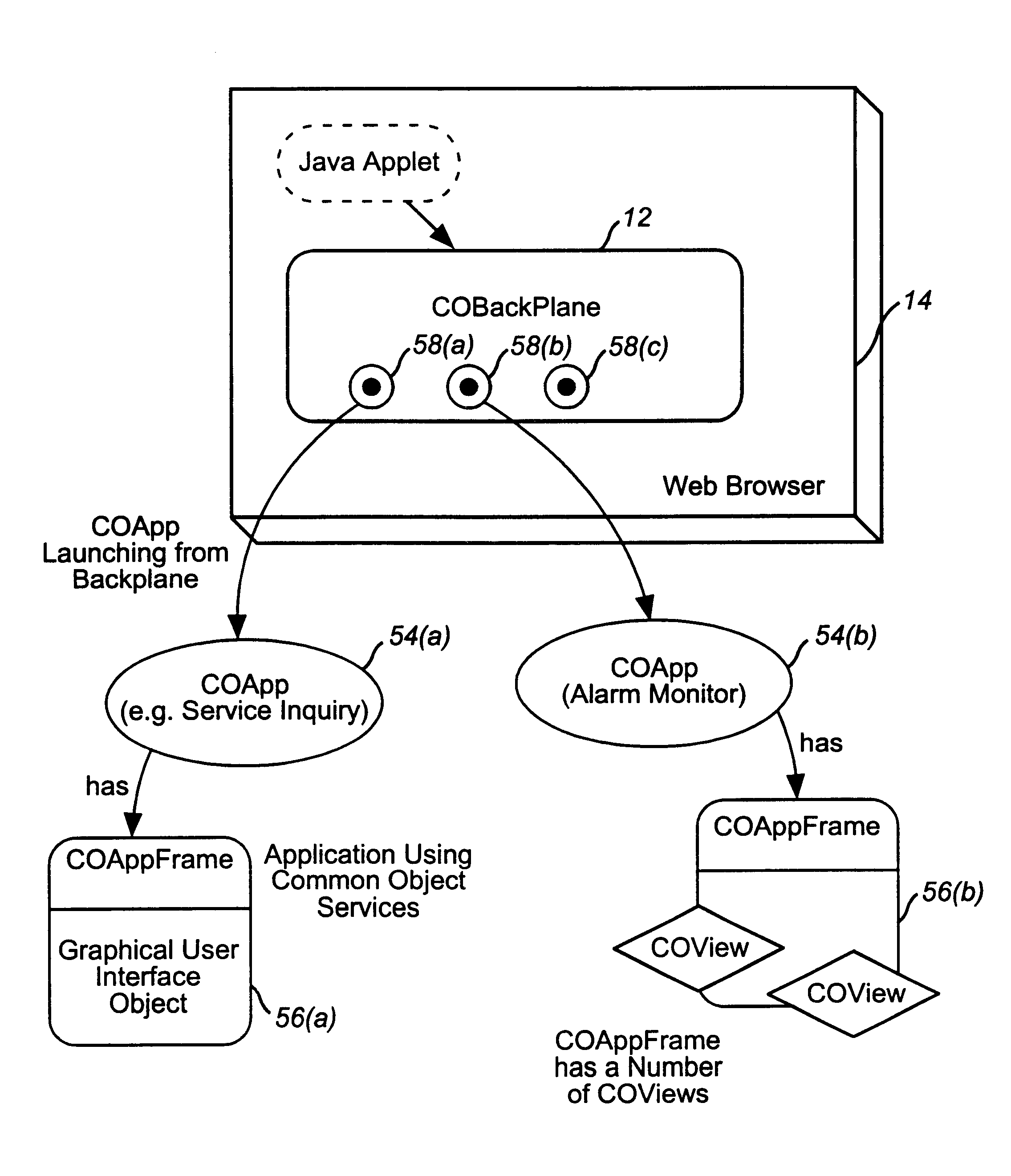 Us6606708b1 secure server architecture for web based data us6606708b1 secure server architecture for web based data management google patents cheapraybanclubmaster Choice Image