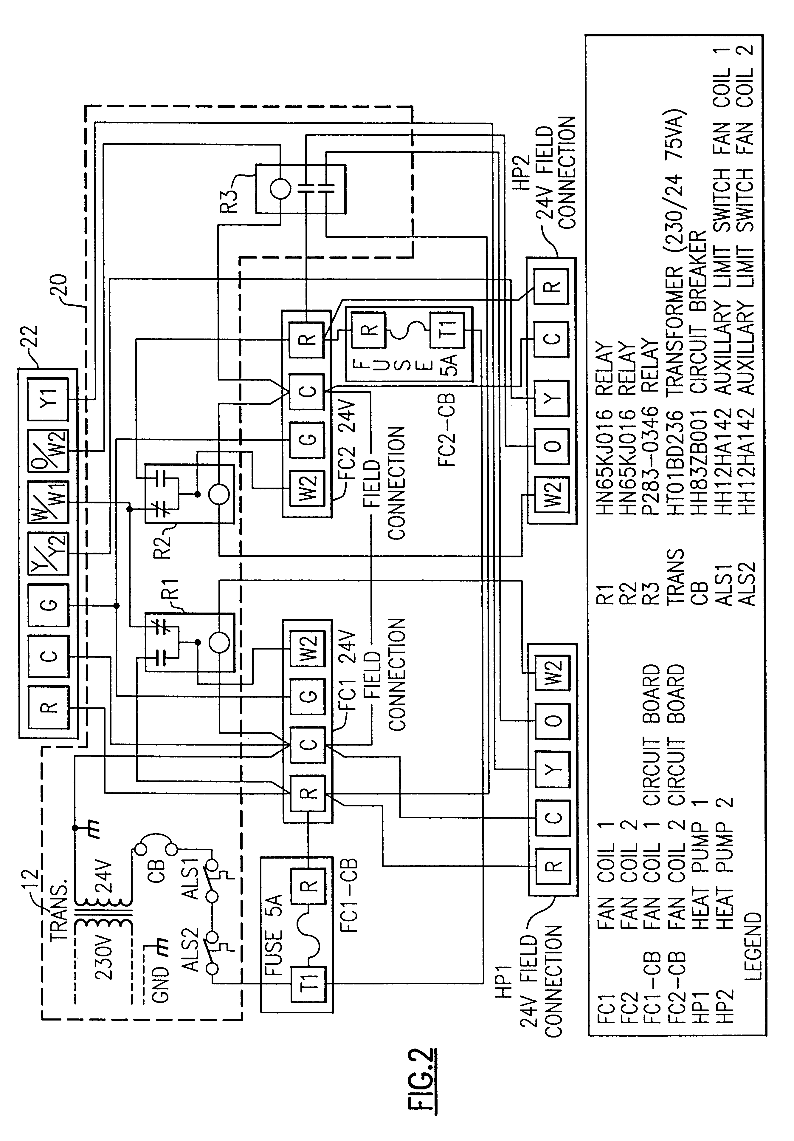 patent us6606871 twinning interface control box kit for. Black Bedroom Furniture Sets. Home Design Ideas