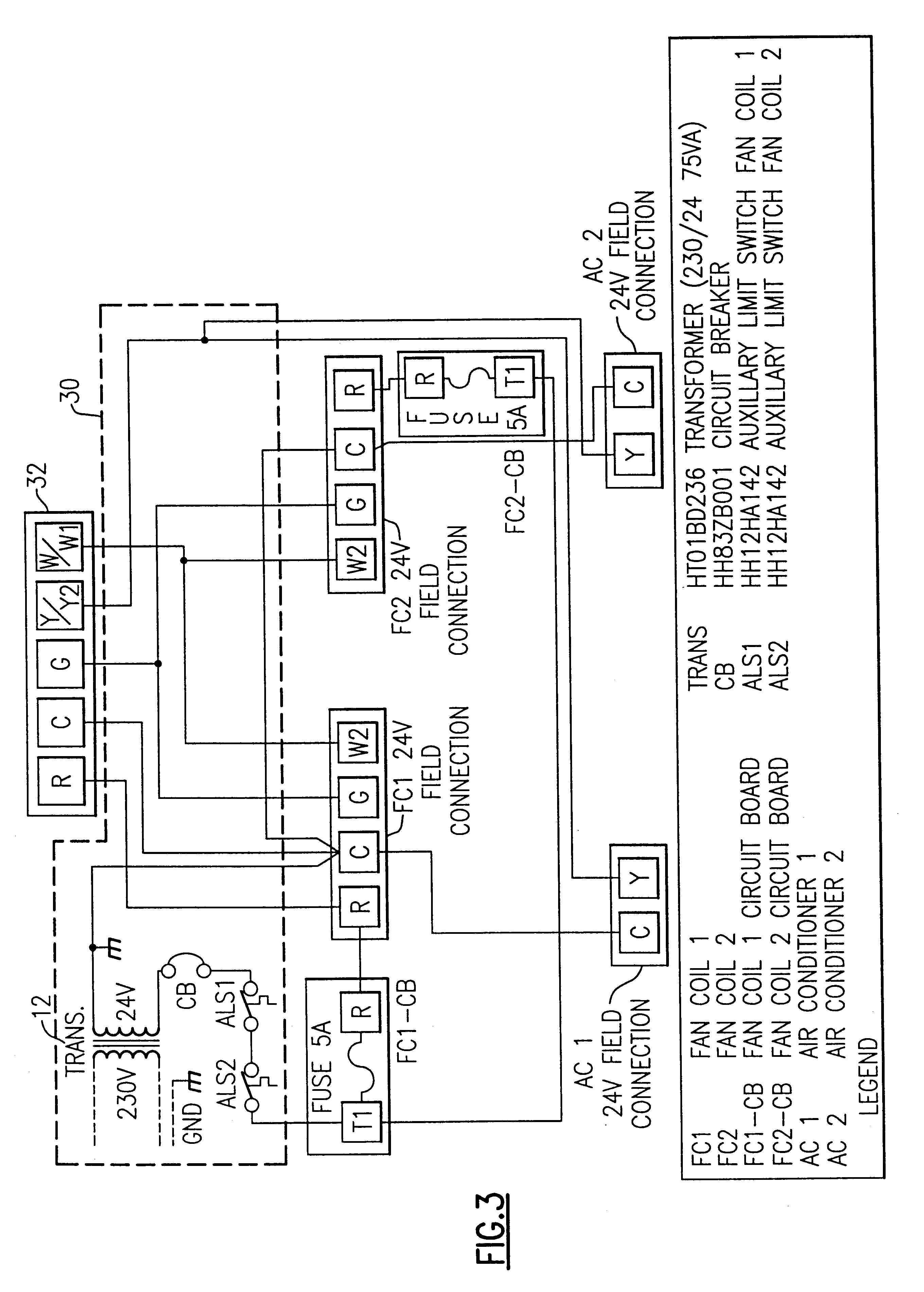 Patent Us6606871 Twinning Interface Control Box Kit For