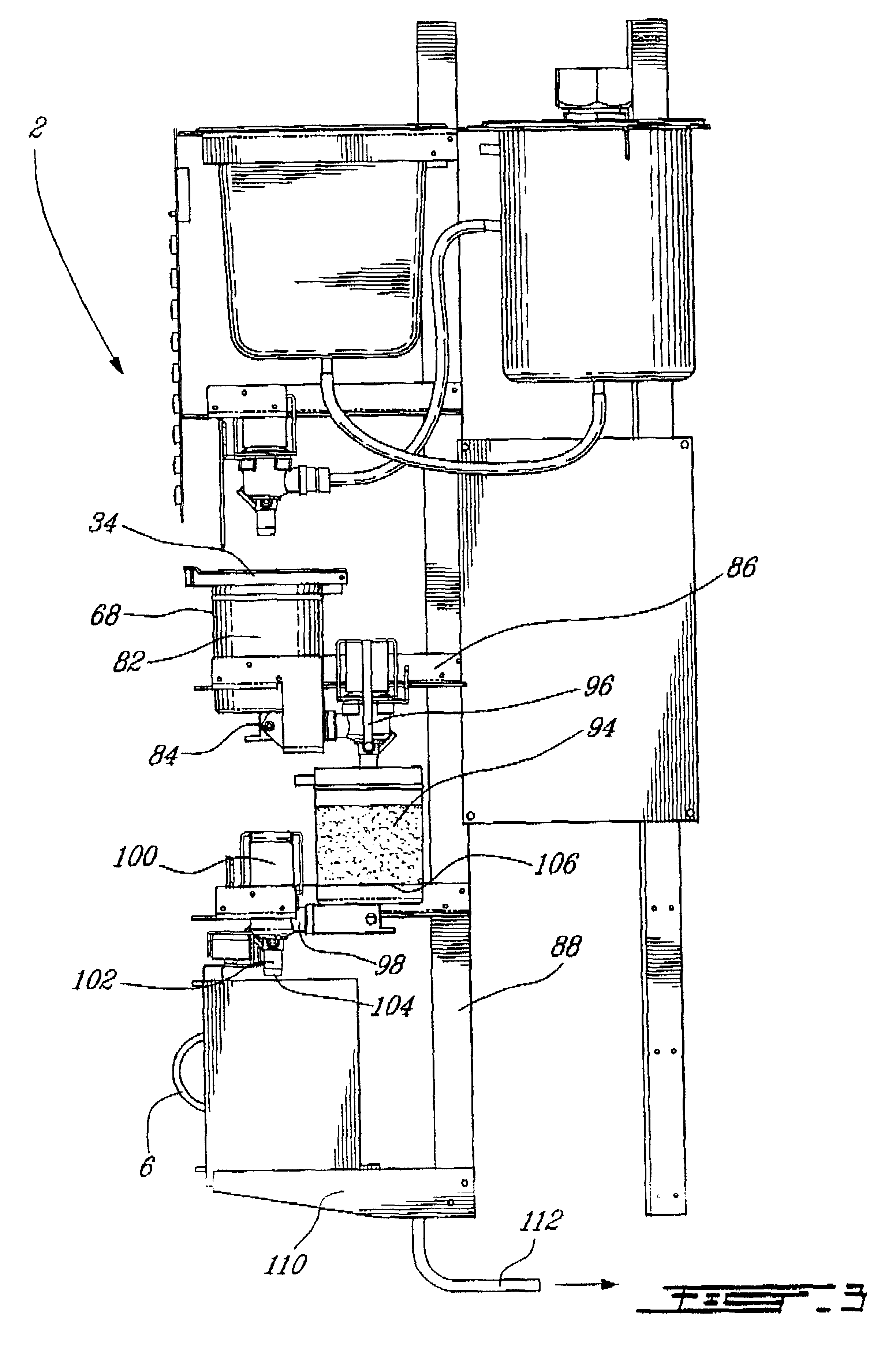 Patente Us6612224 Method And Apparatus For The Preparation Of Hot Coffee Maker Schematic Diagram Besides Bunn Patent Drawing