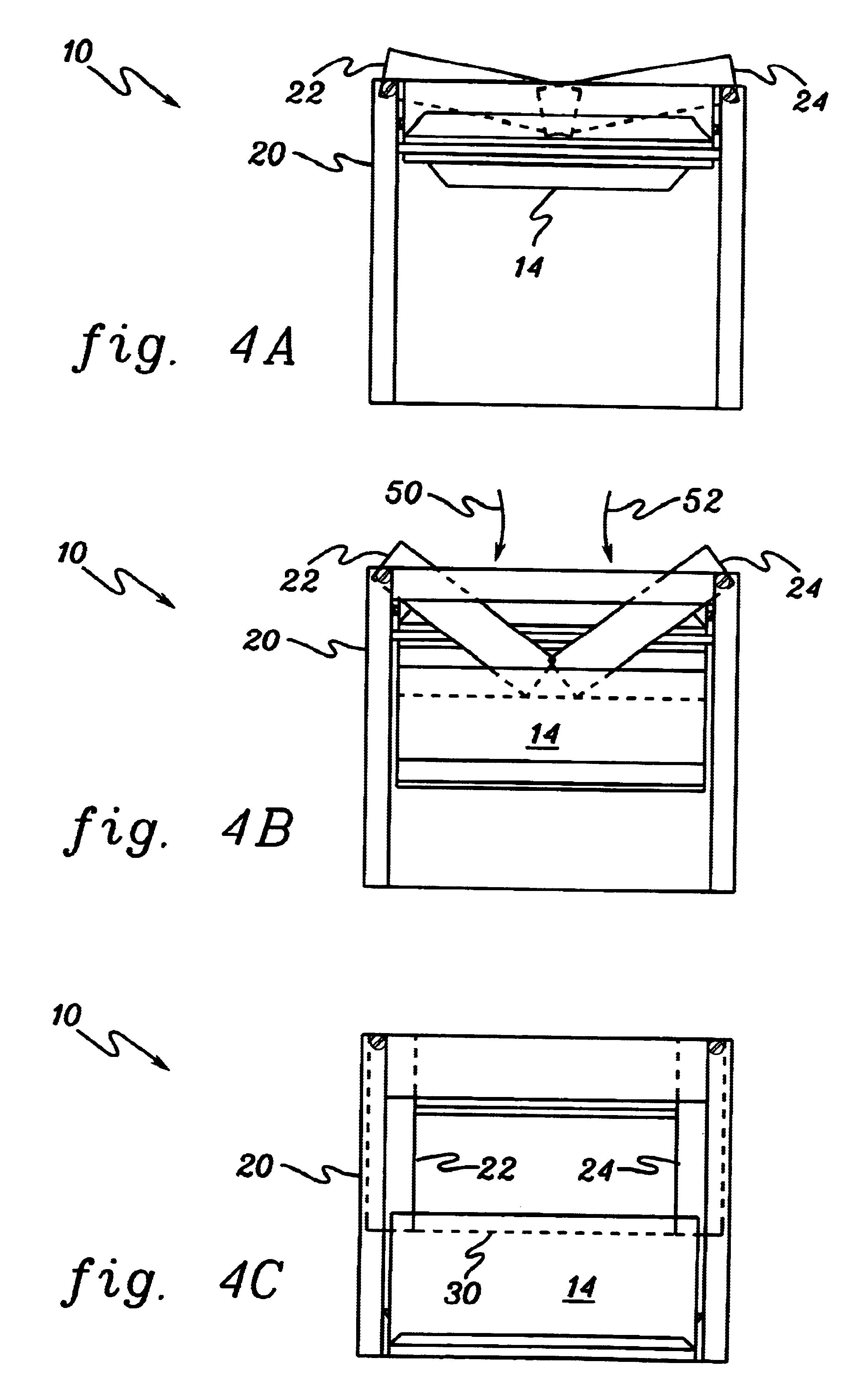 Patent Us6618982 Locking Door Mechanism For An Animal