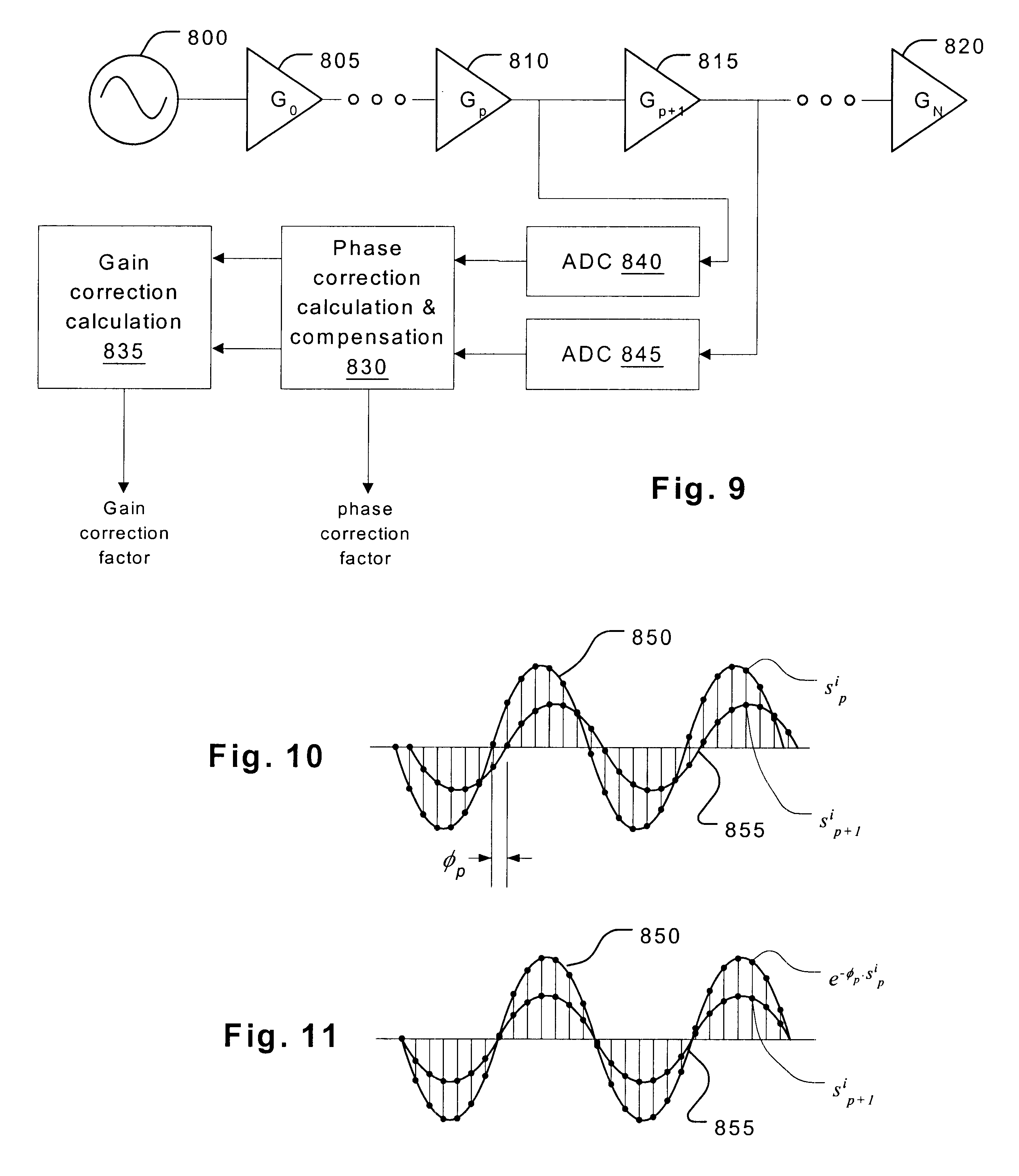 patent us6621433 adaptive dynamic range receiver for mri Digital Receiver patent drawing