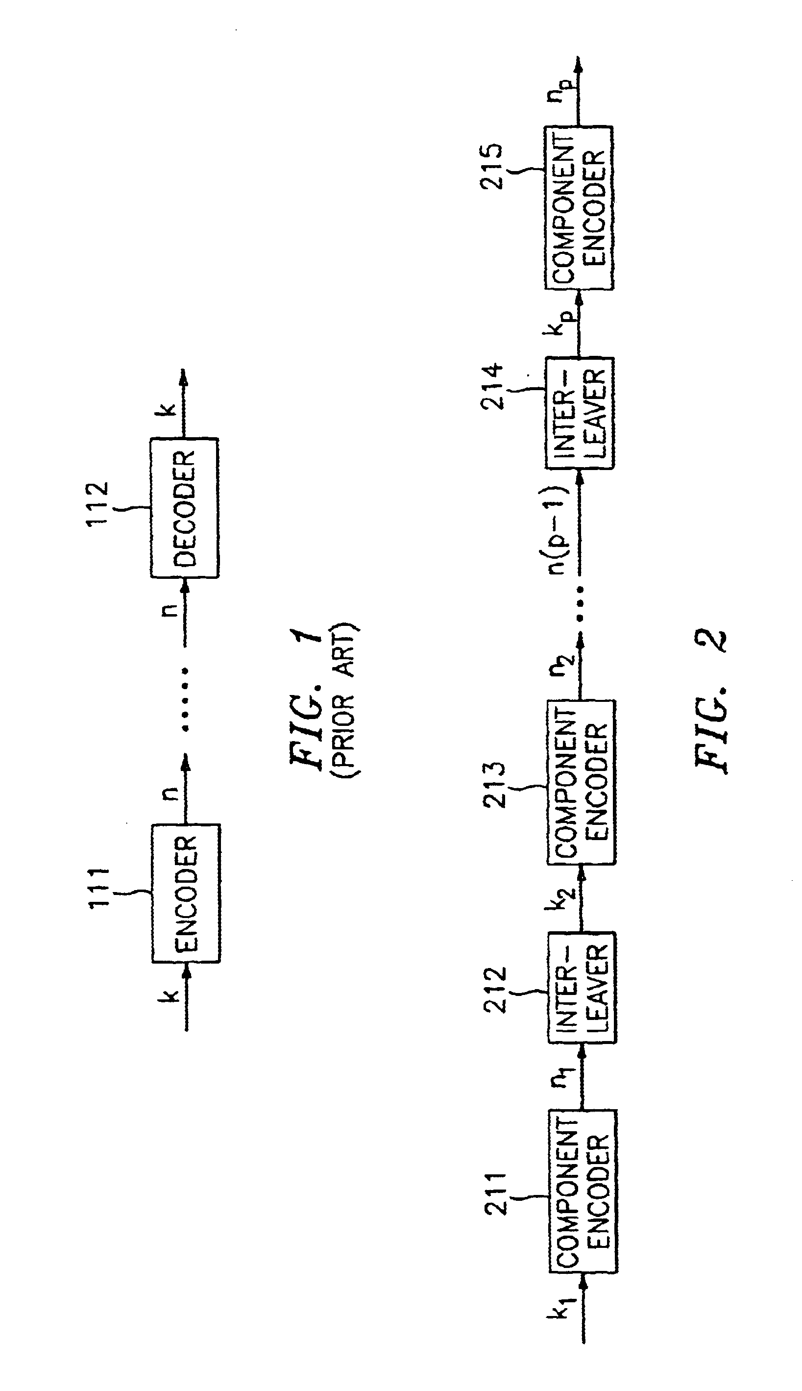 patent us6625775  decoder with serial