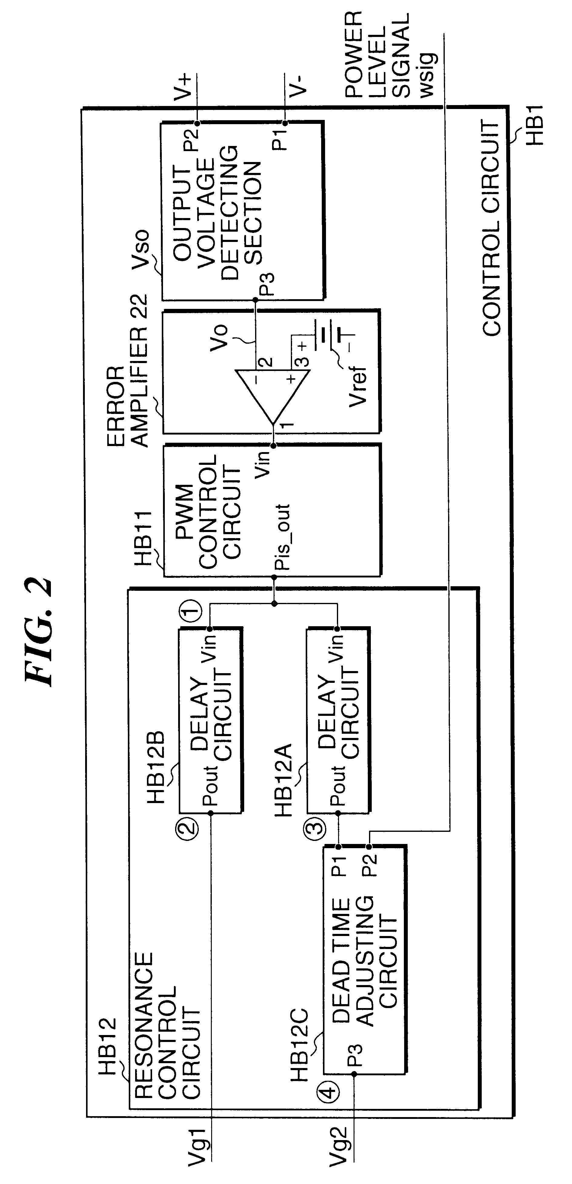Patente Us6631082 Switching Power Supply Unit Google Patentes The Time Delay Circuit With A Fet Controlcircuit Diagram Patent Drawing
