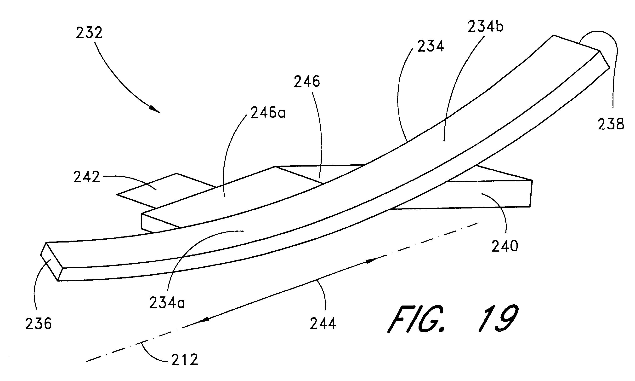 patent us6631201 - relief object sensor adaptor