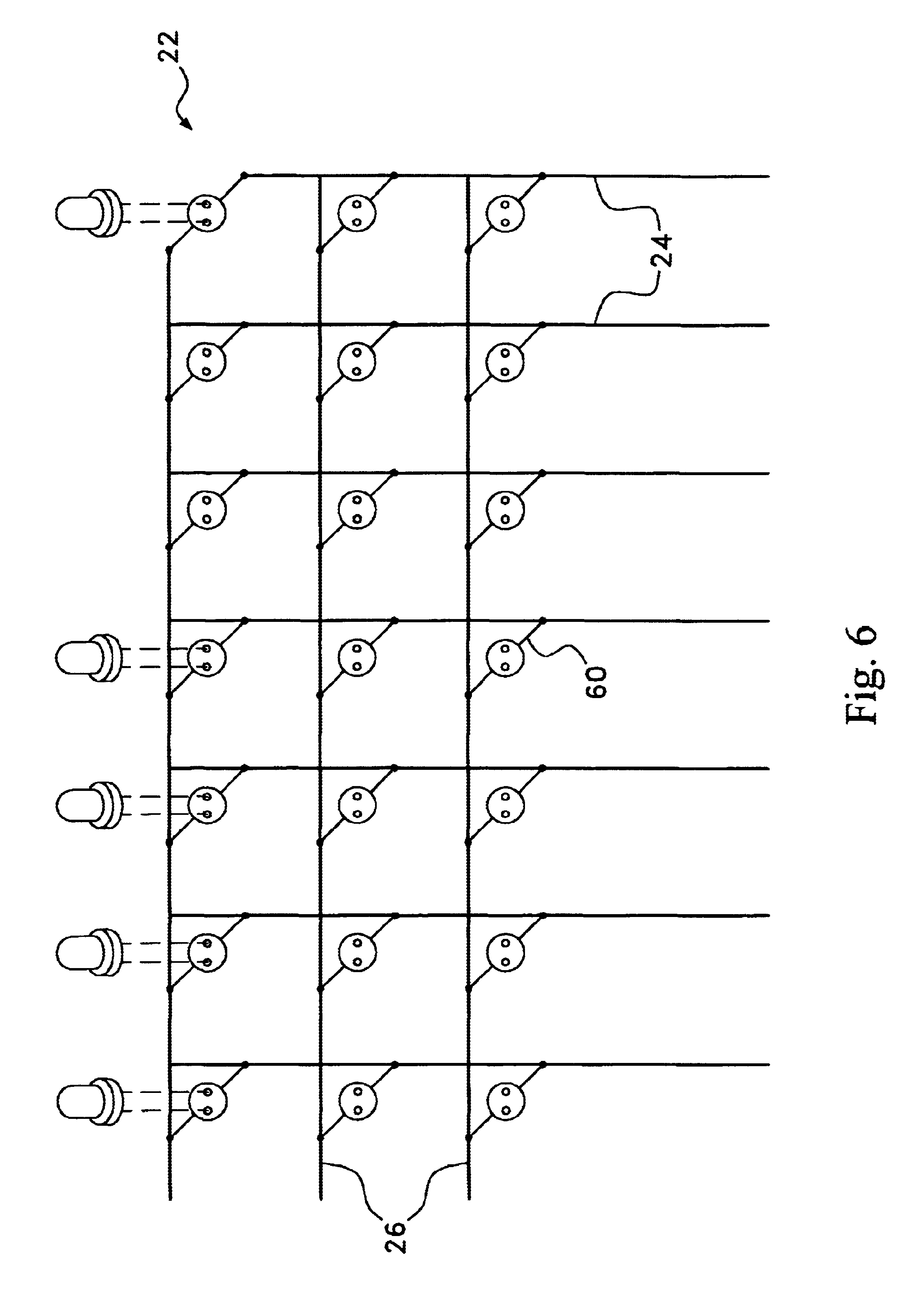 Patente Us6634464 Elevator Position Indicator Display System And The Wiring Details For Above Circuit May Be Understood With Patent Drawing