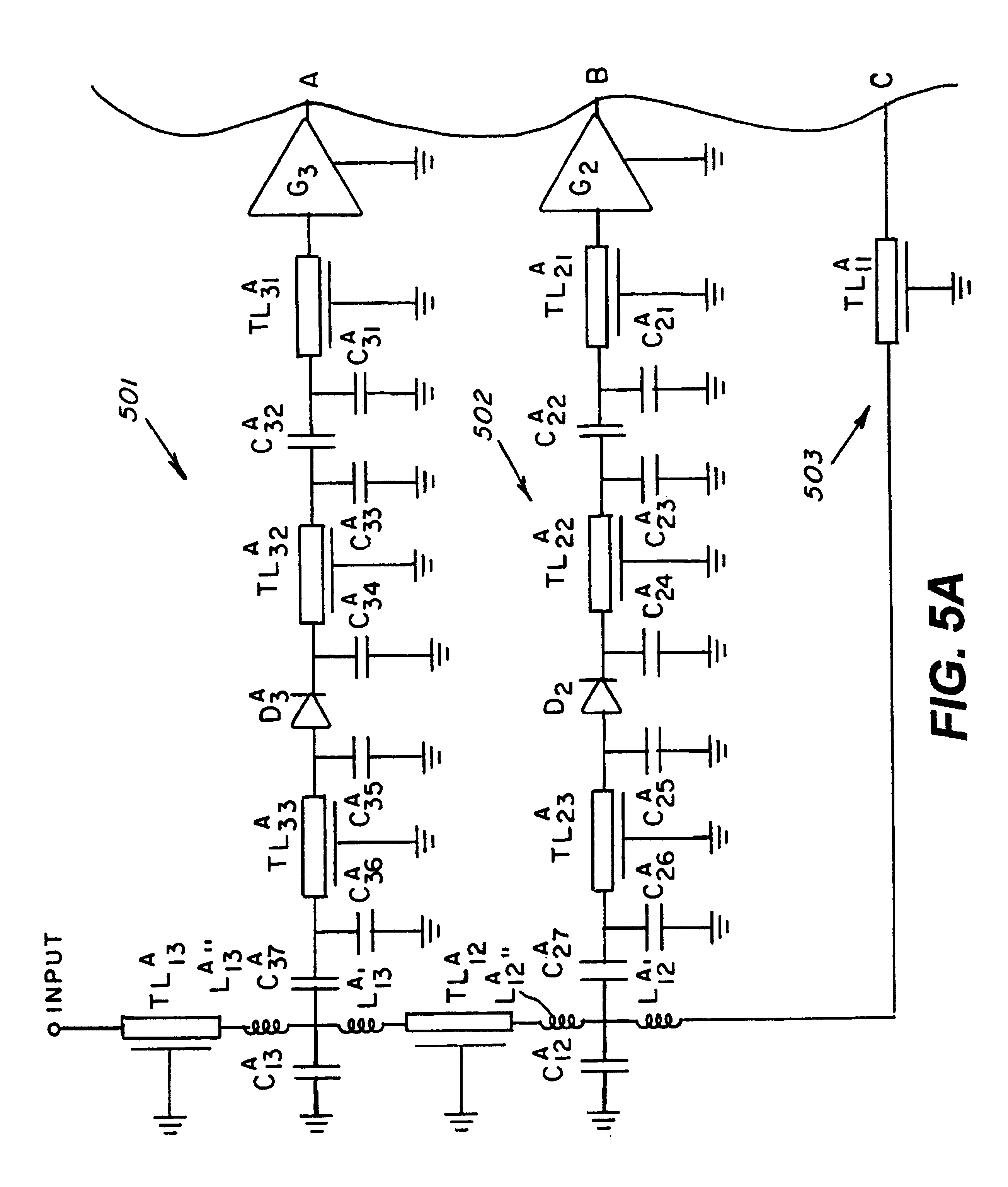 patent us6636128 - frequency-tunable notch filter