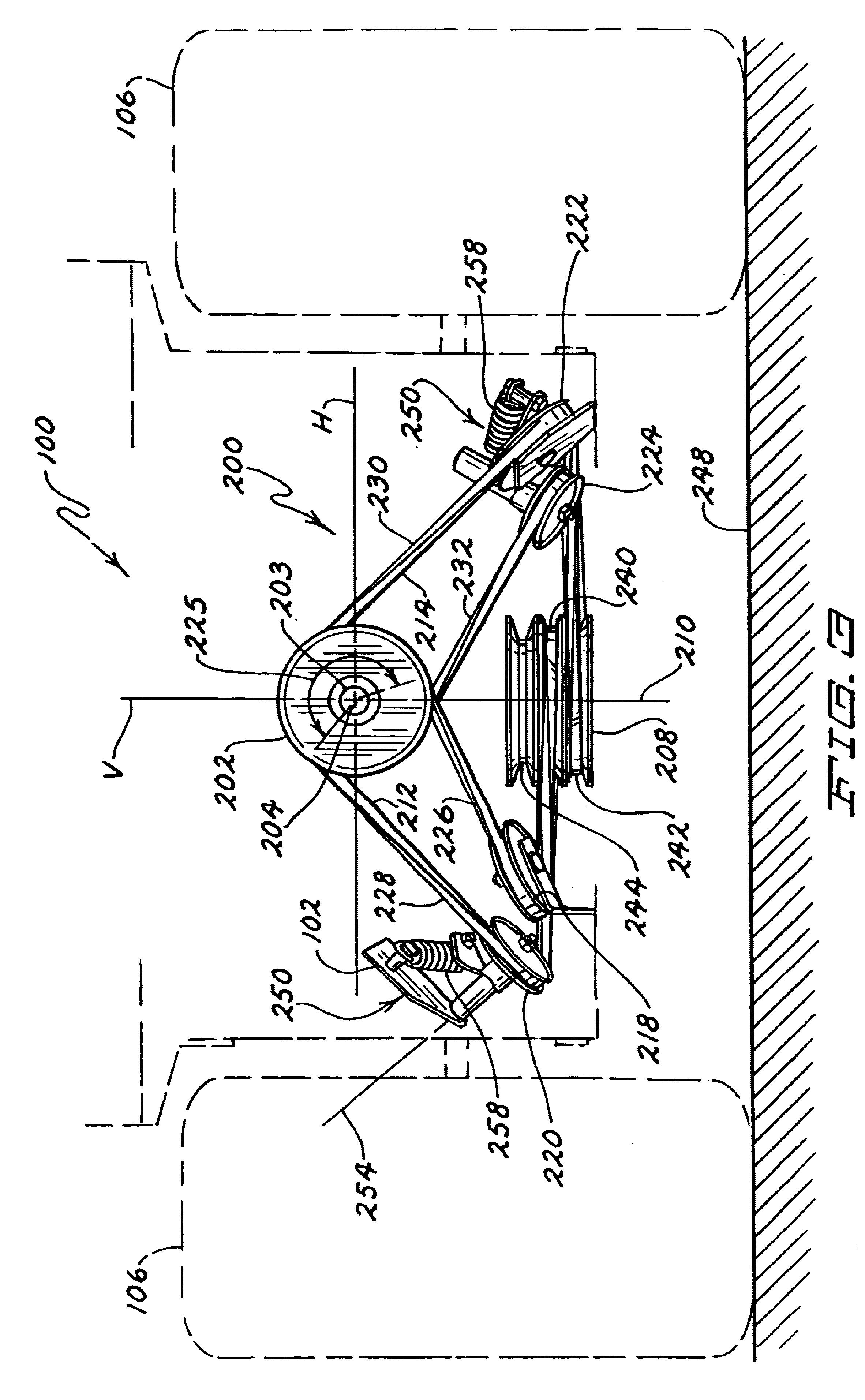 ferris hydraulic diagram