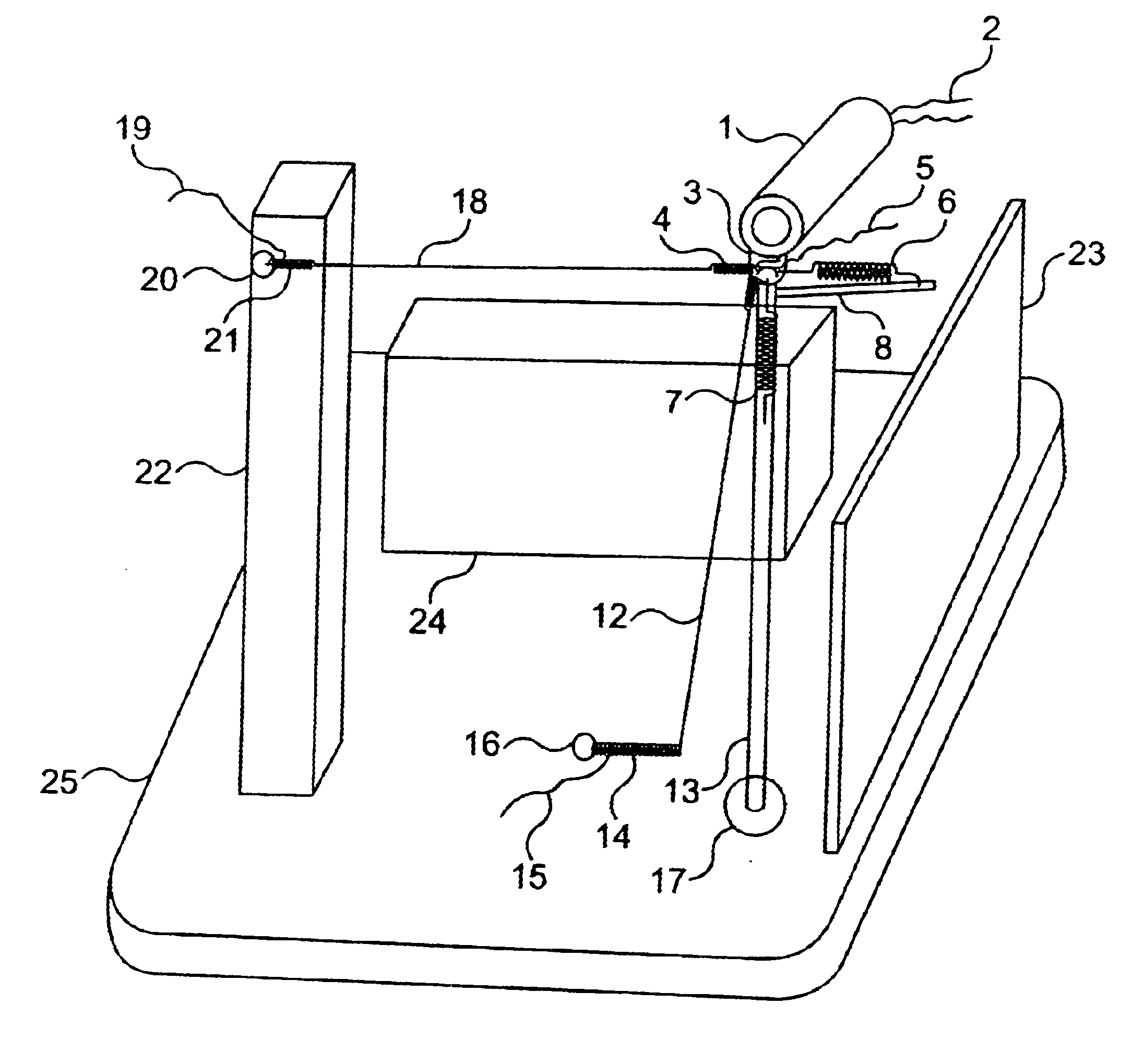 patent us6651591