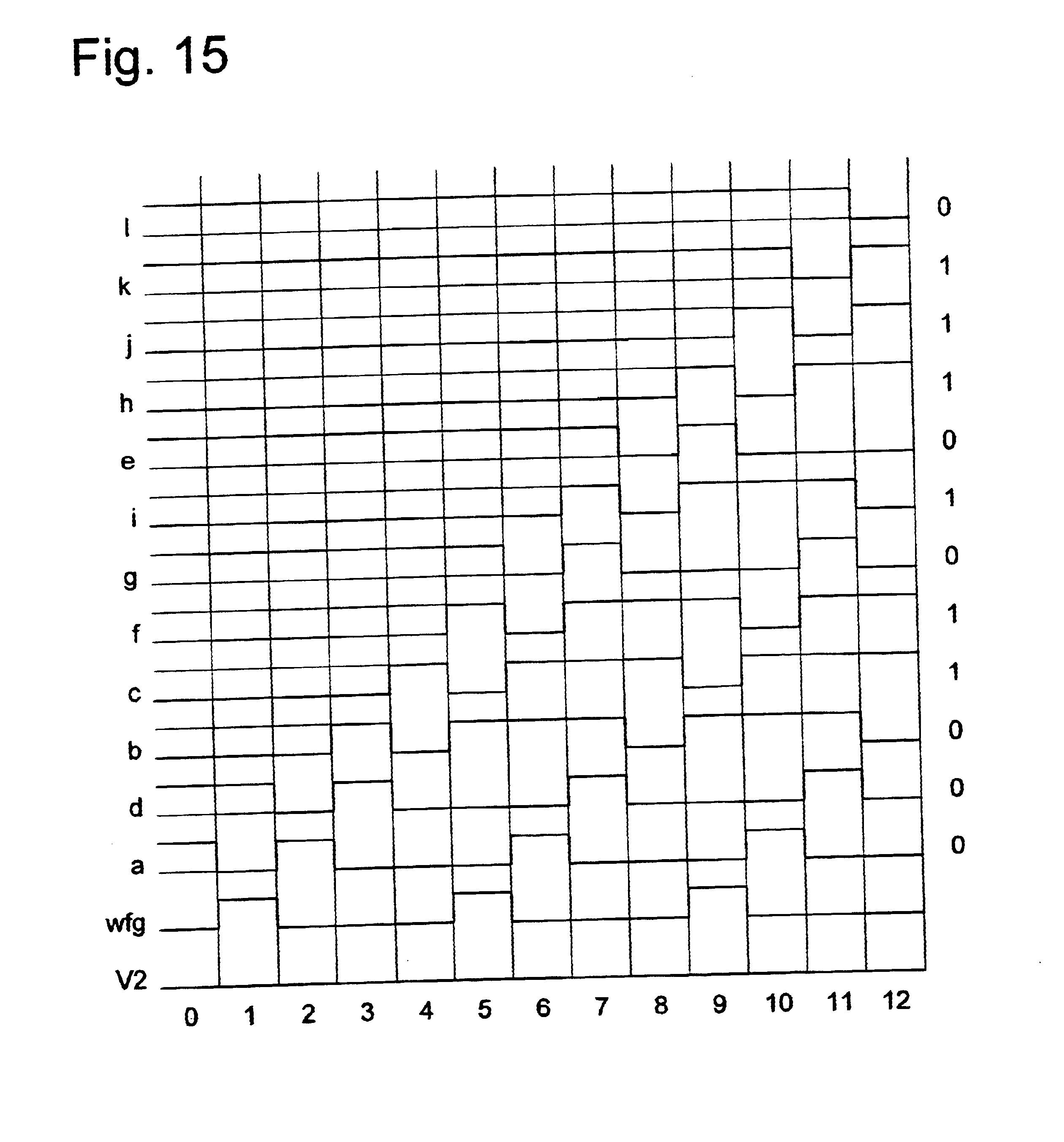 Patent US6662327 - Method for clustered test pattern