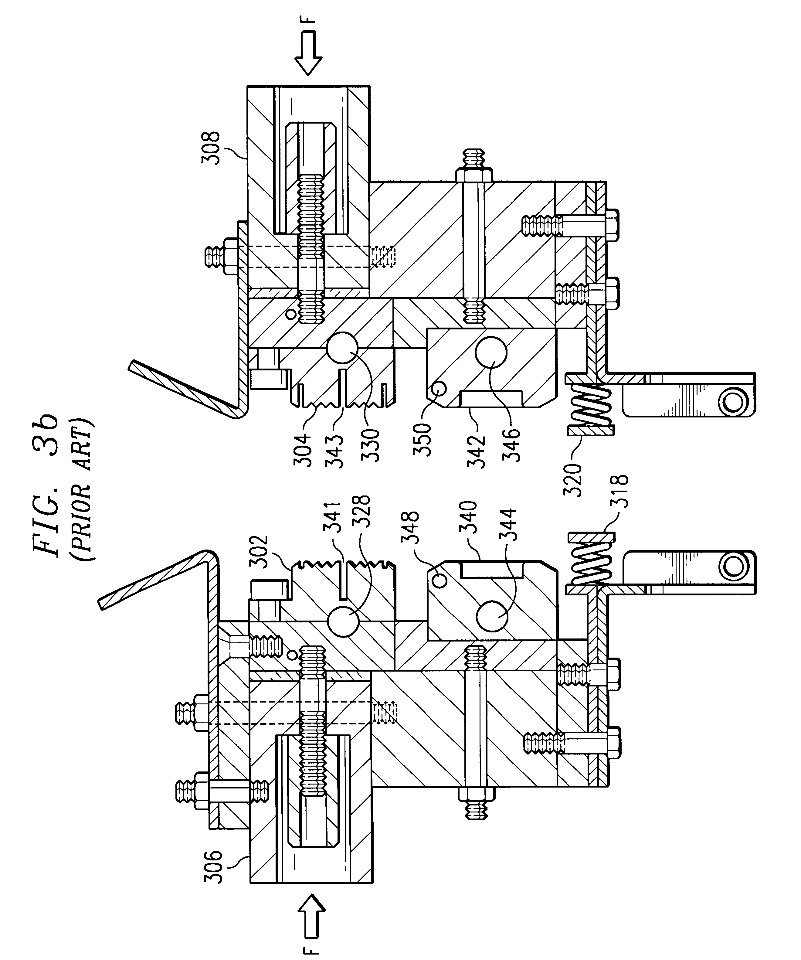 US06665999 20031223 D00005 patent us6665999 seal jaw modules for reclose bag modification  at fashall.co
