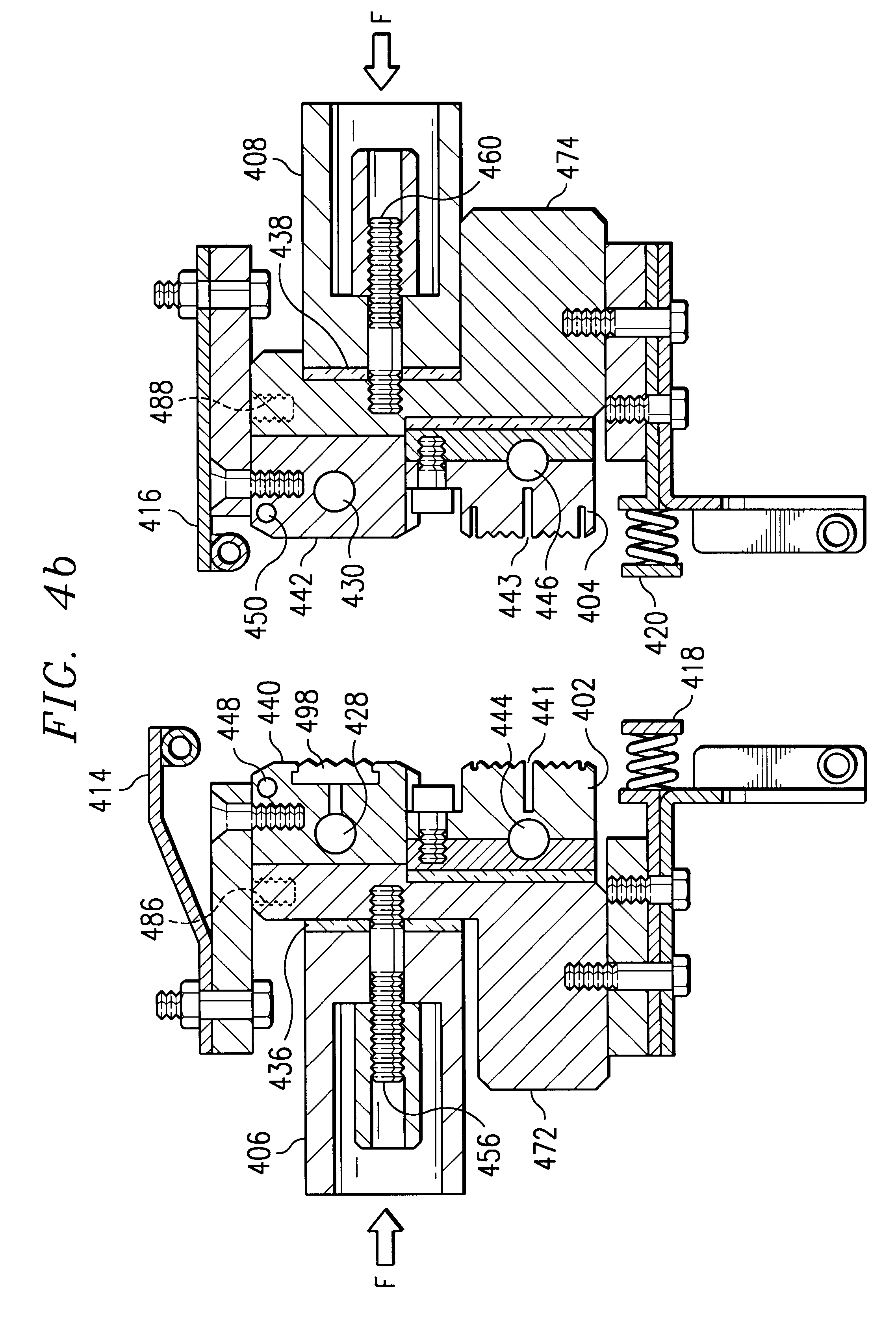 US06665999 20031223 D00007 patent us6665999 seal jaw modules for reclose bag modification  at fashall.co