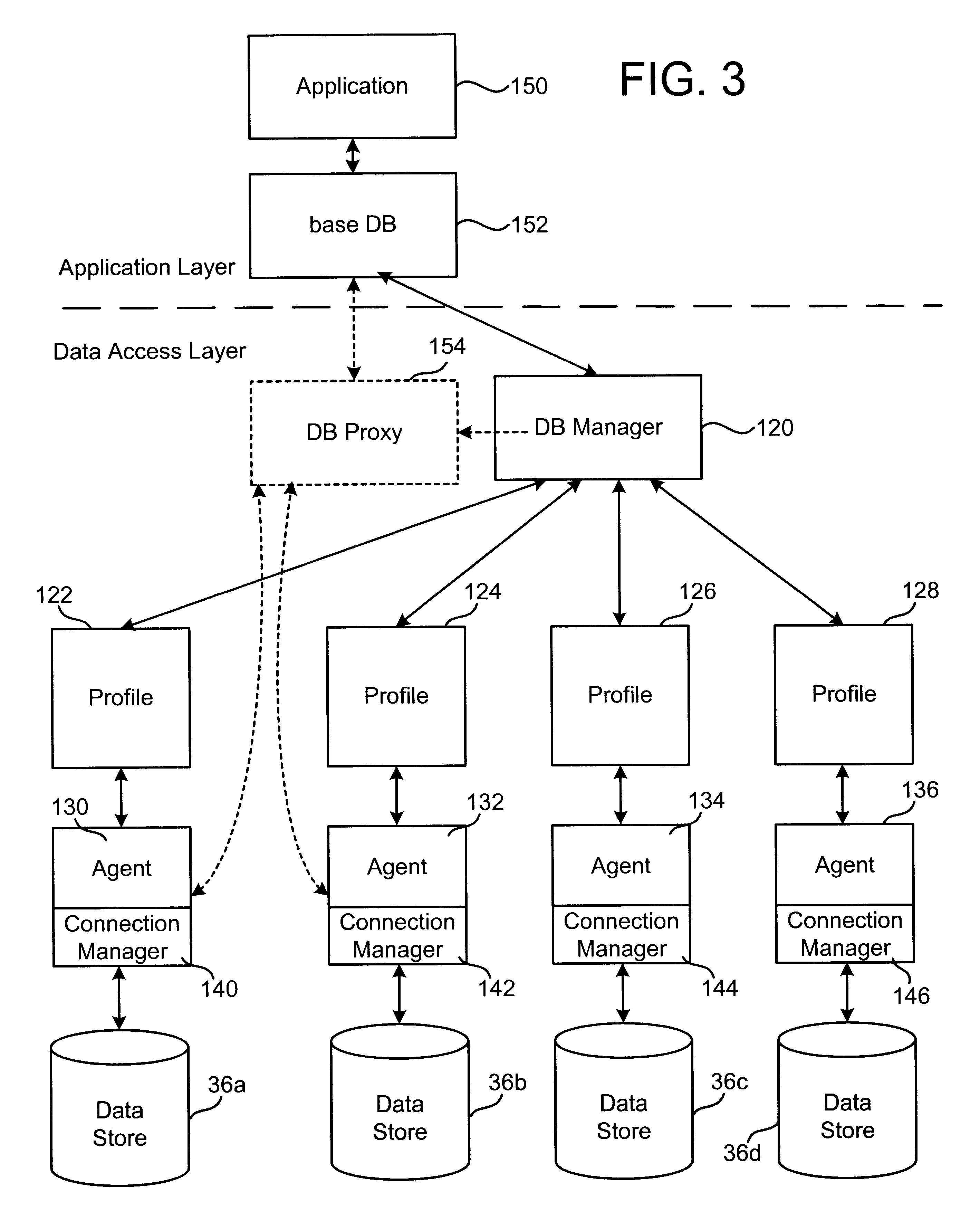 patent us6675261 request based caching of data store data  patent drawing