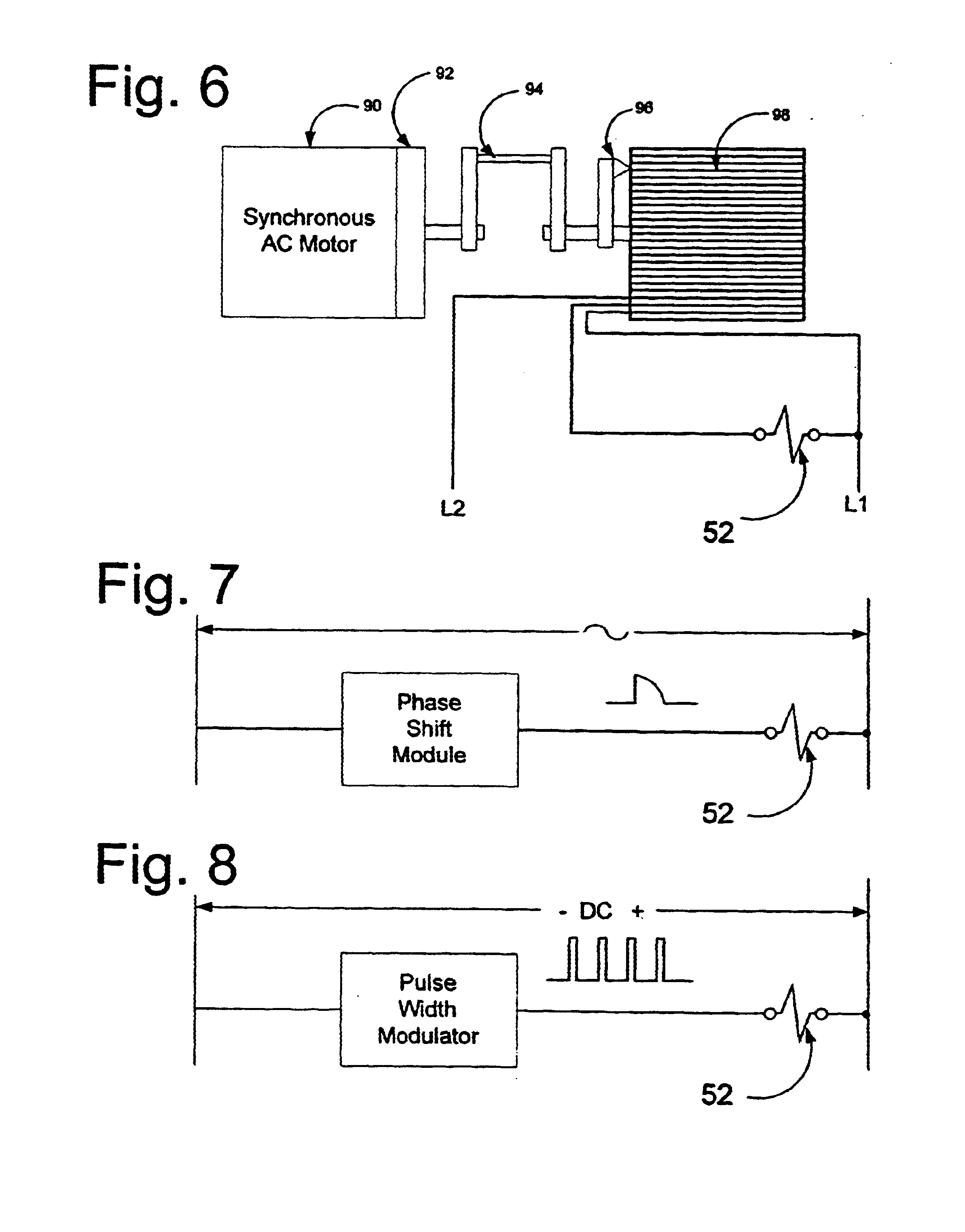 Patent Us6675955 Self Tuning Vibratory Control Means Google Patents Figure 6 The Optoisolator Circuit Used To Read Frequency Drawing