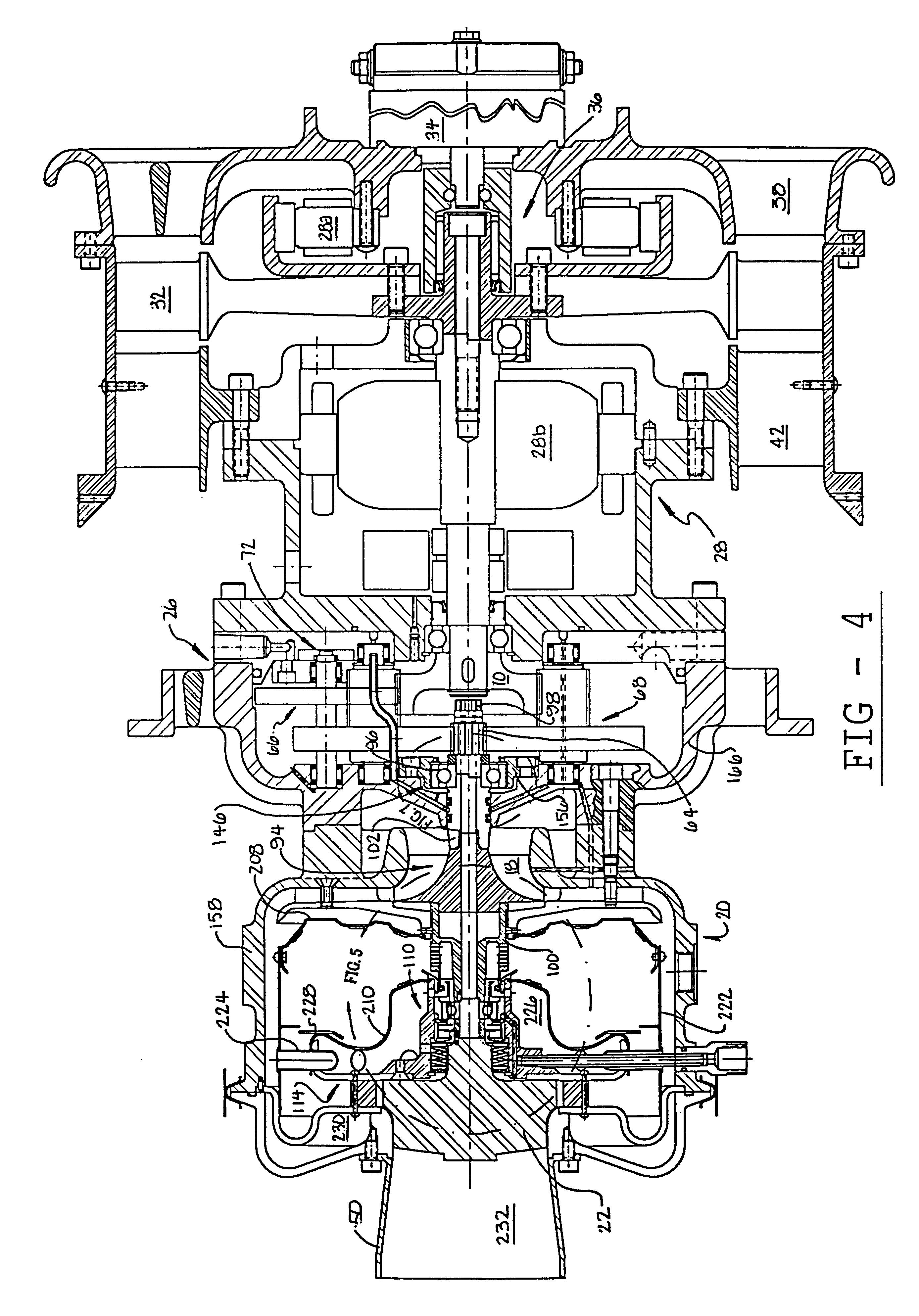 Patent US Co generator utilizing micro gas turbine engine