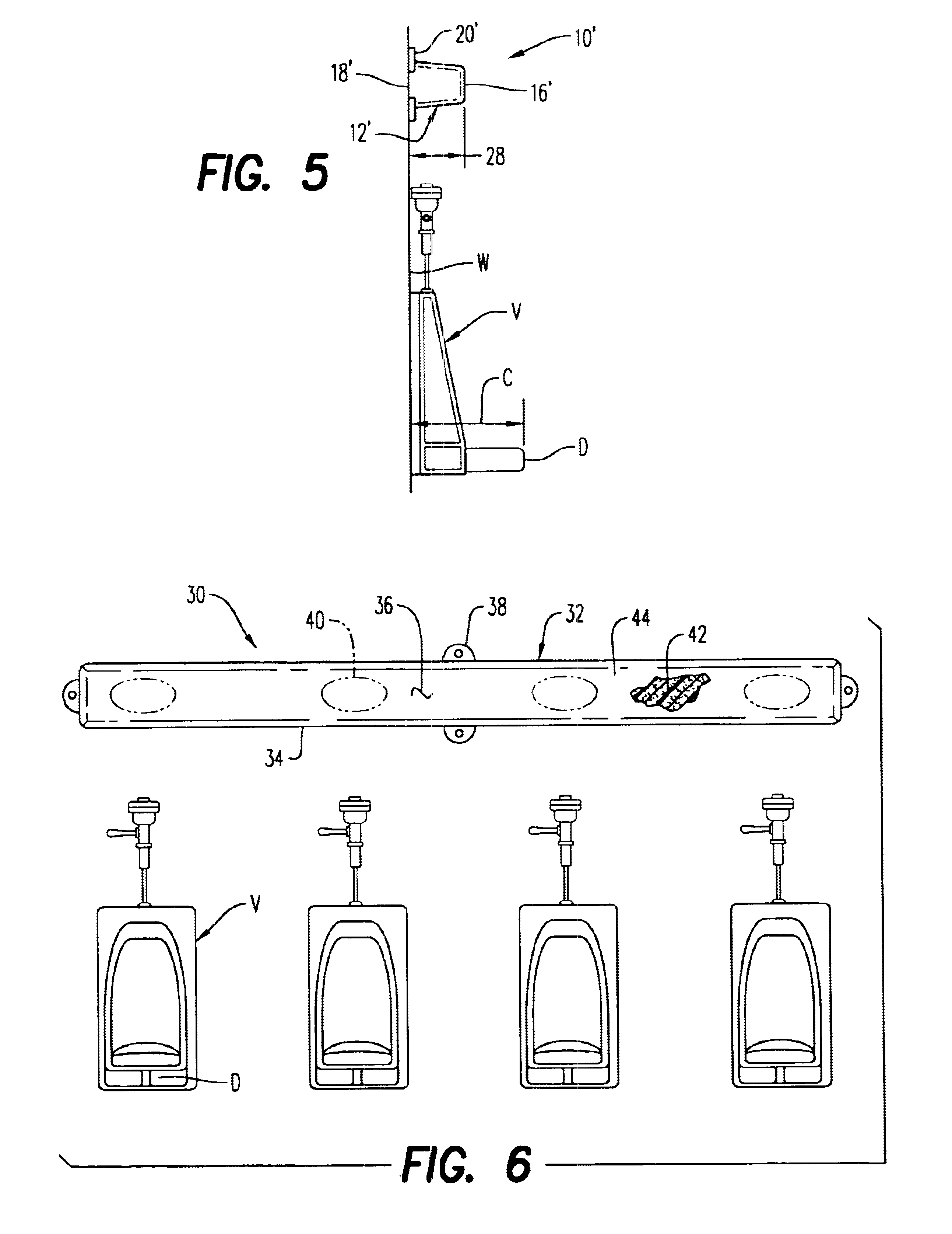 Patent Us6681419 Forehead Support Apparatus Google Patents