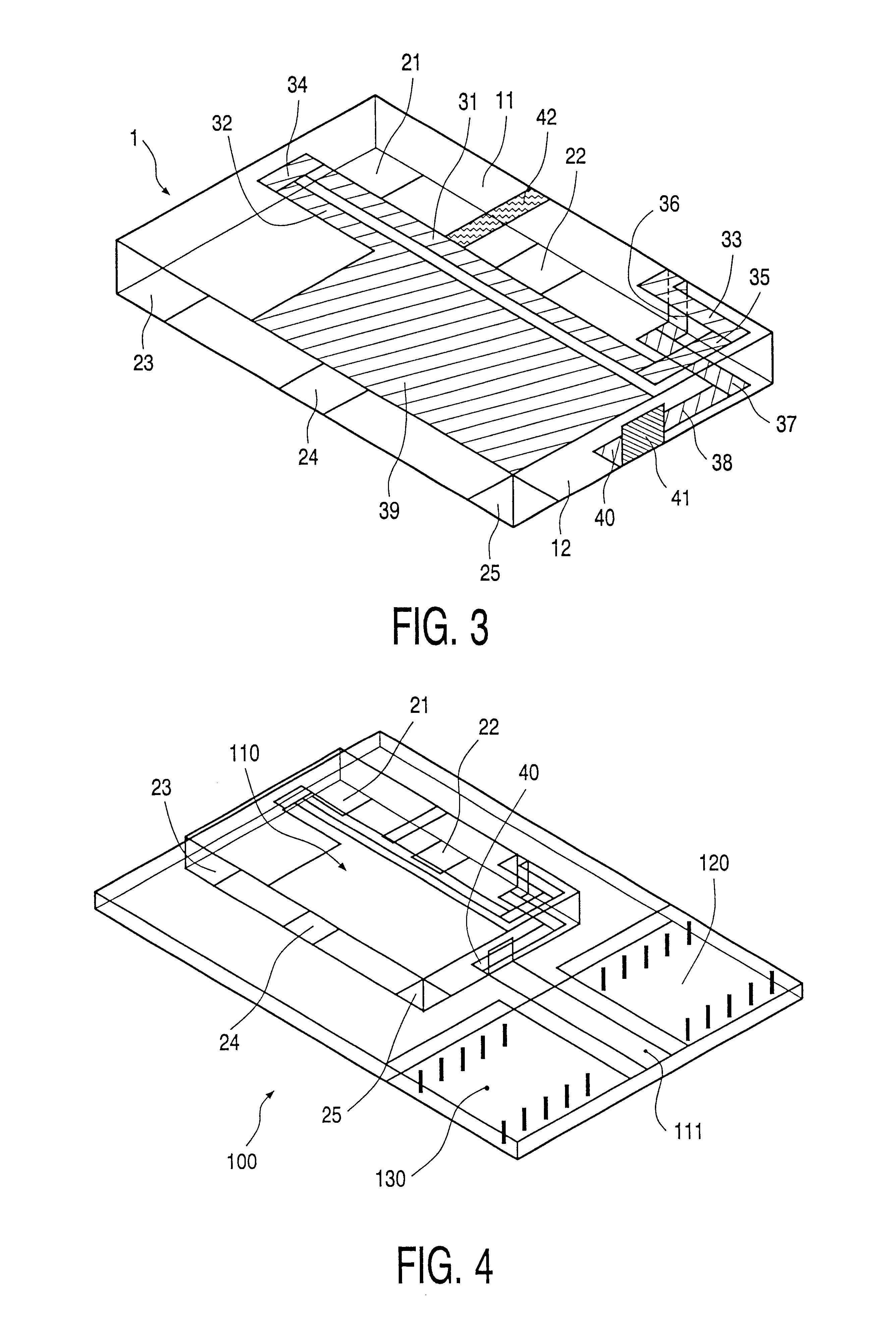 patent us6683571 - multiband microwave antenna