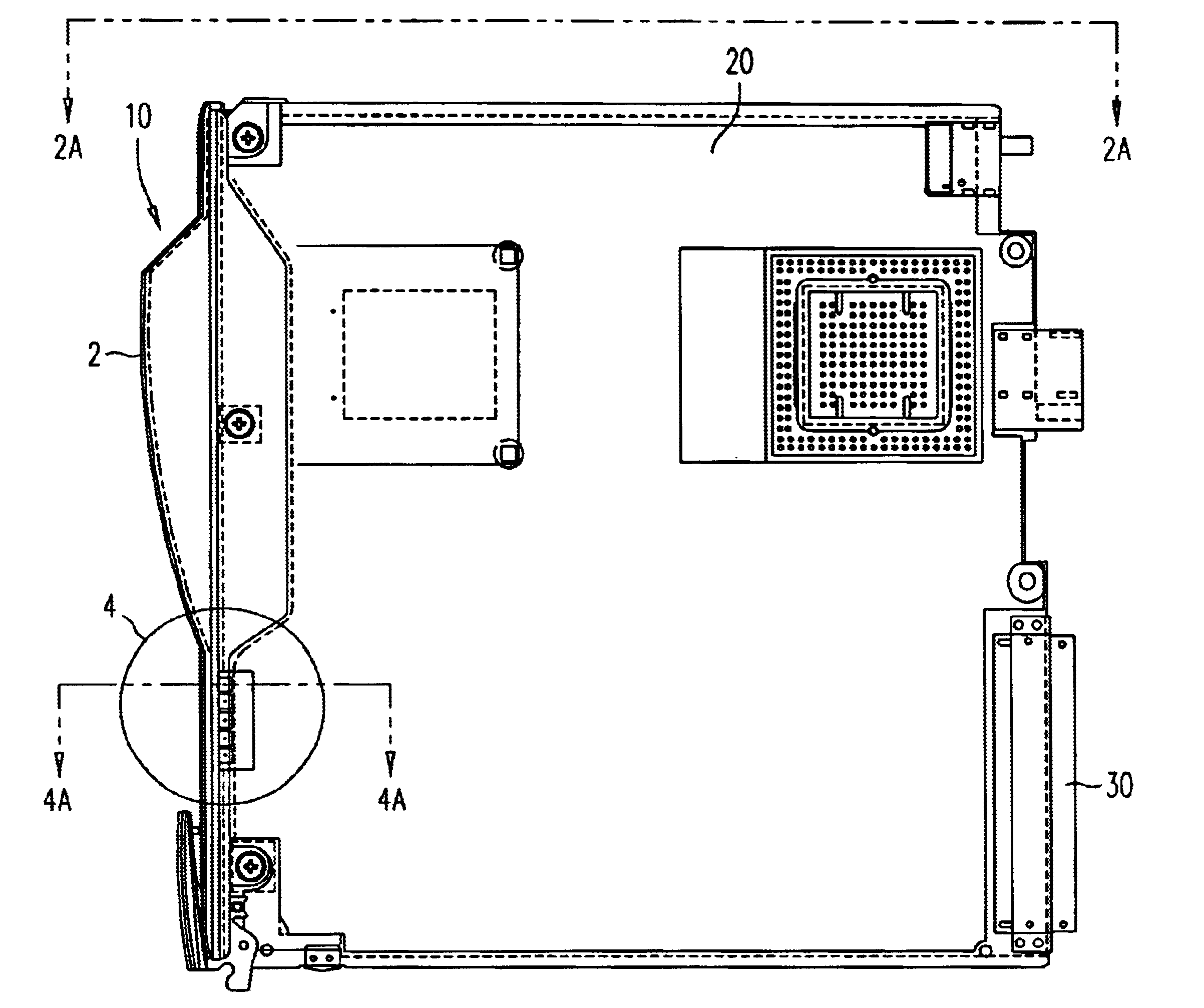 944c6197225 Patent US6692132 - Faceplate with integrated light-pipe - Google Patents
