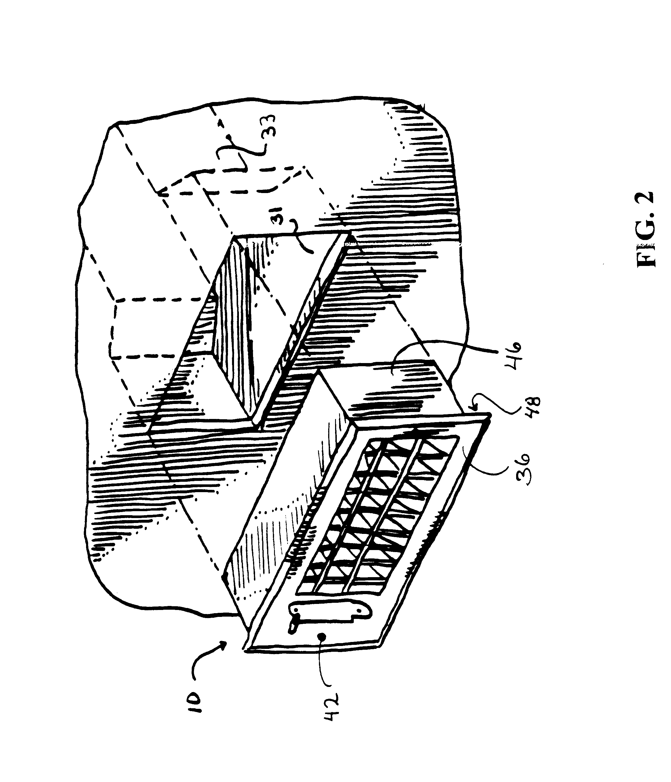 Patent Us6692349 Computer Controlled Air Vent Google Patents Box Diagram Furthermore 455 Buick Engine Further Basic Motor Drawing