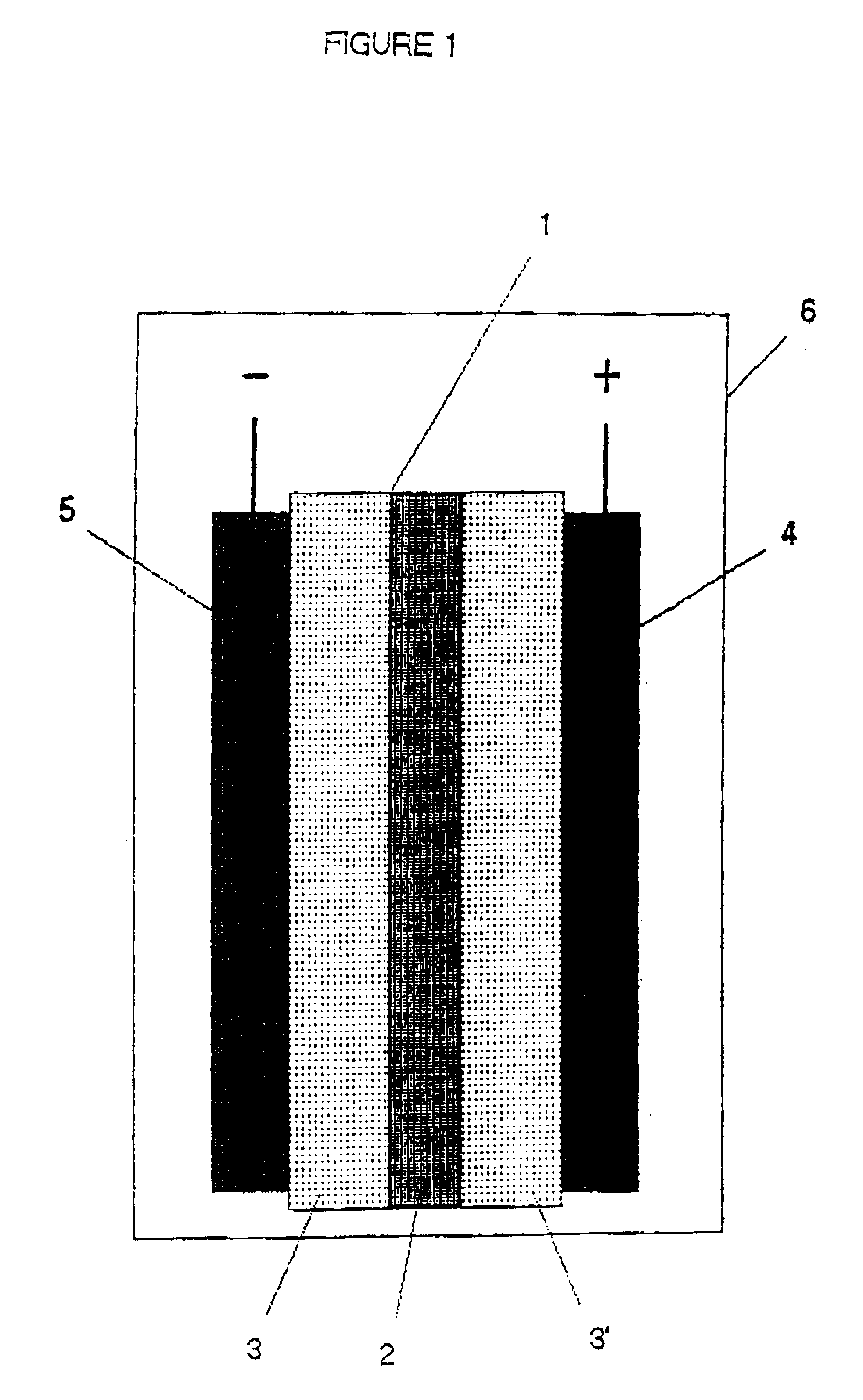Patent Us6703161 Multilayer Separator For Lead Acid Batteries Battery Diagram Drawing