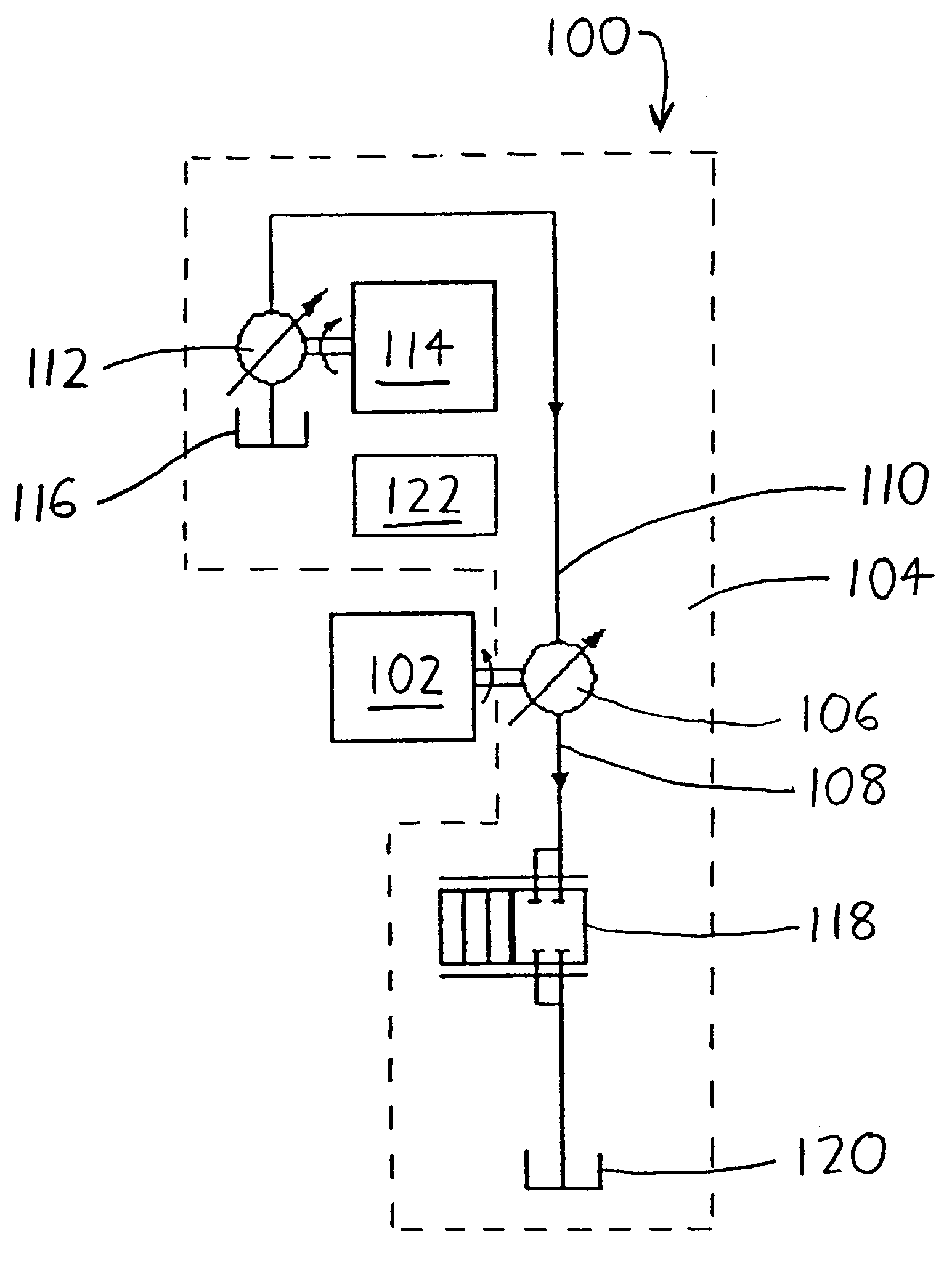 brevet us6708557 internal bustion engine simulation and testing First Combustion Engine patent drawing