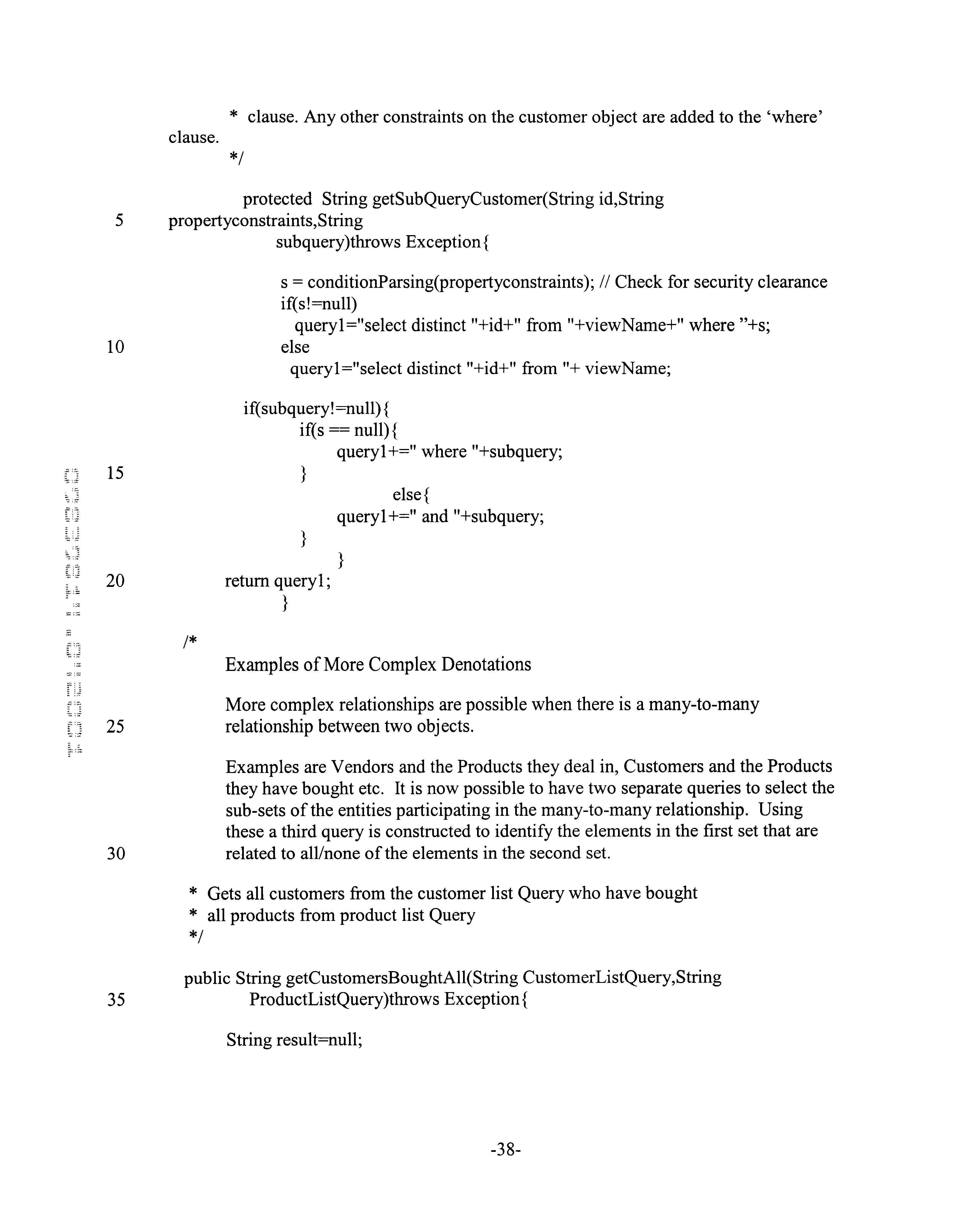 US6711579B2 - Data storage schema independent programming for data ...