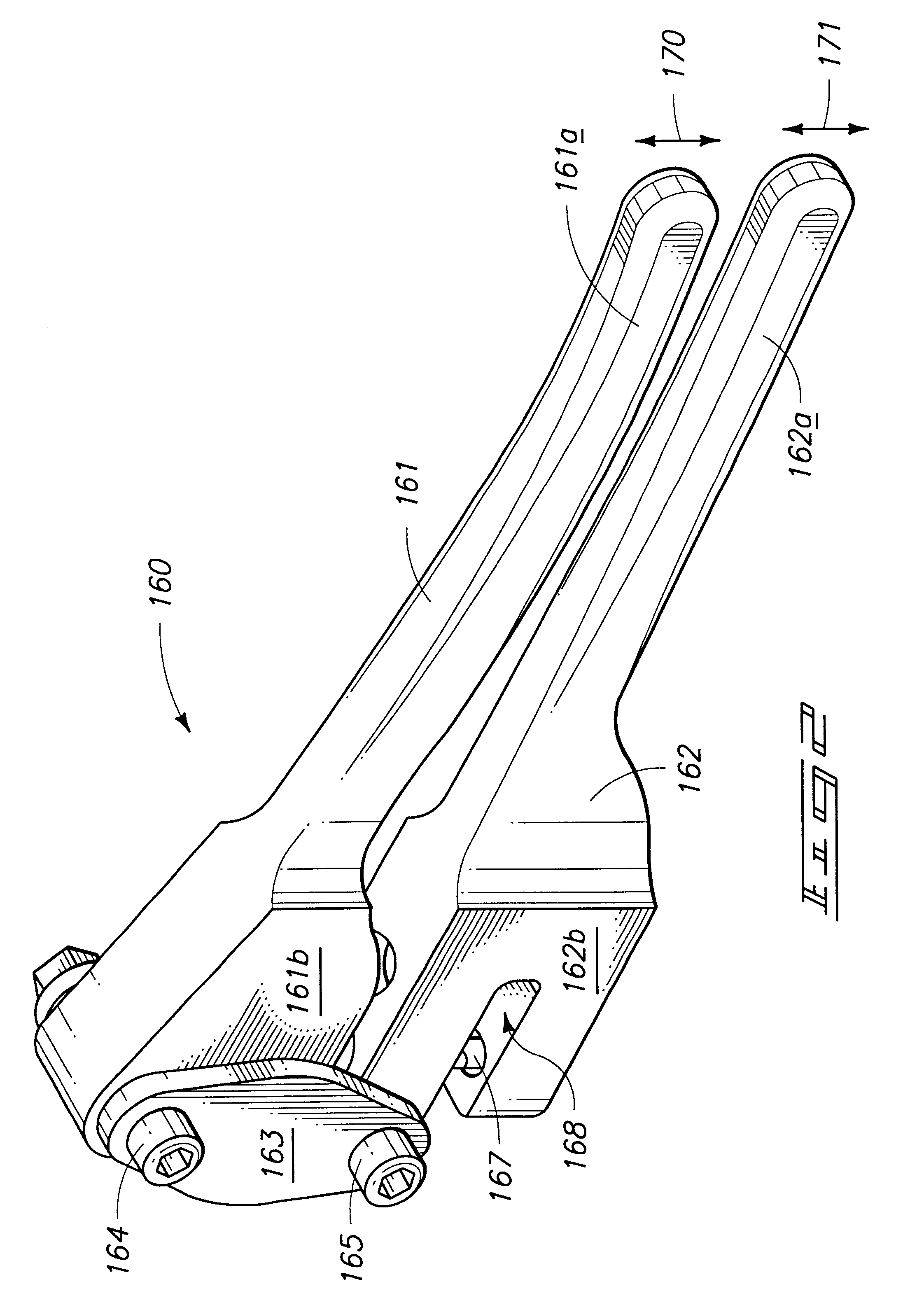 patent us6711930 - fiber optic cable trough component notching system