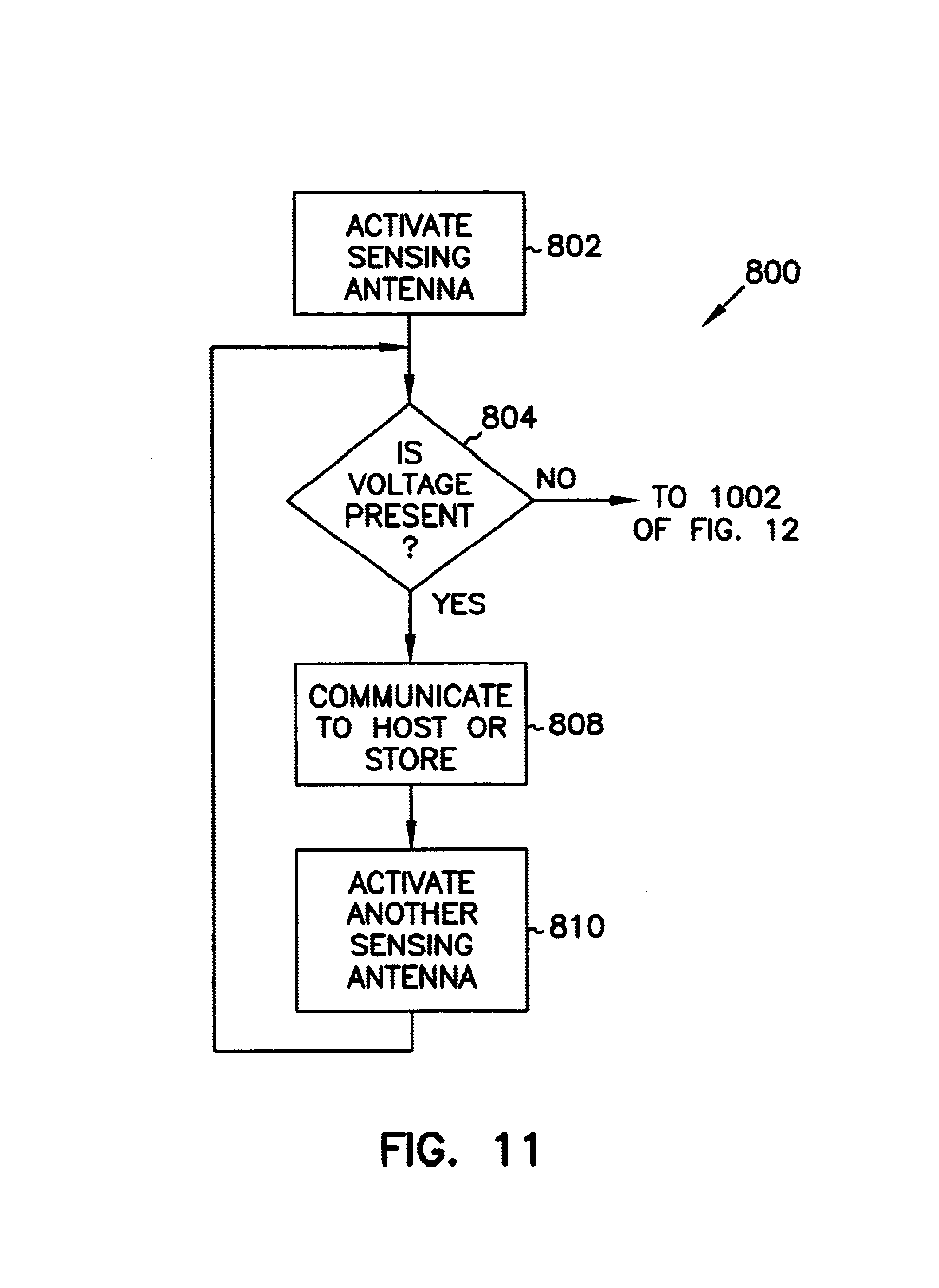 Passive Rfid Tag Circuit Smart Wiring Diagrams Diagram Patent Us6714121 Material Tracking Method And Military Tags