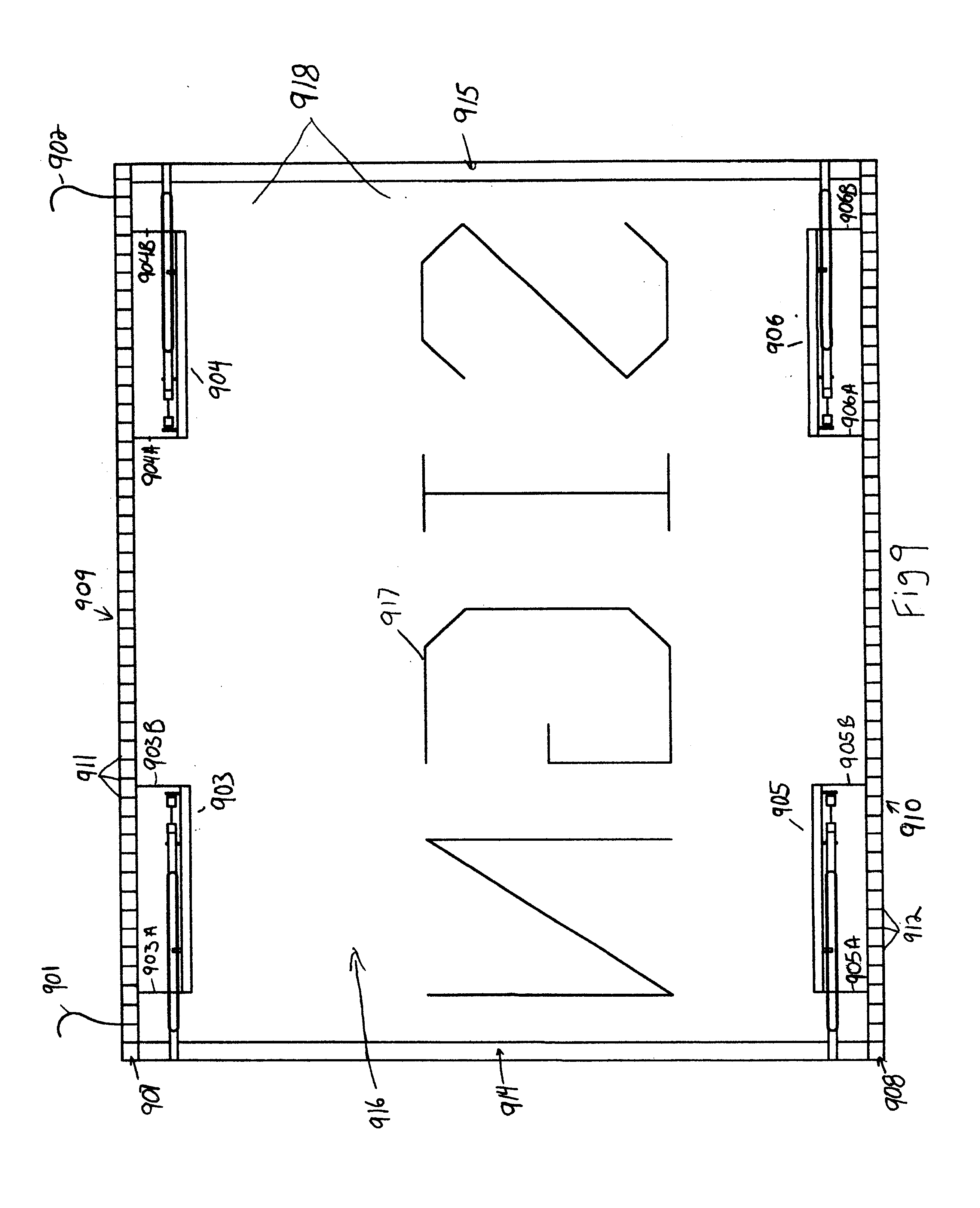 Patent Us6718668 Display Means And Apparatus Google Patents Chinese Kite Template How To Make A Diagram For Drawing