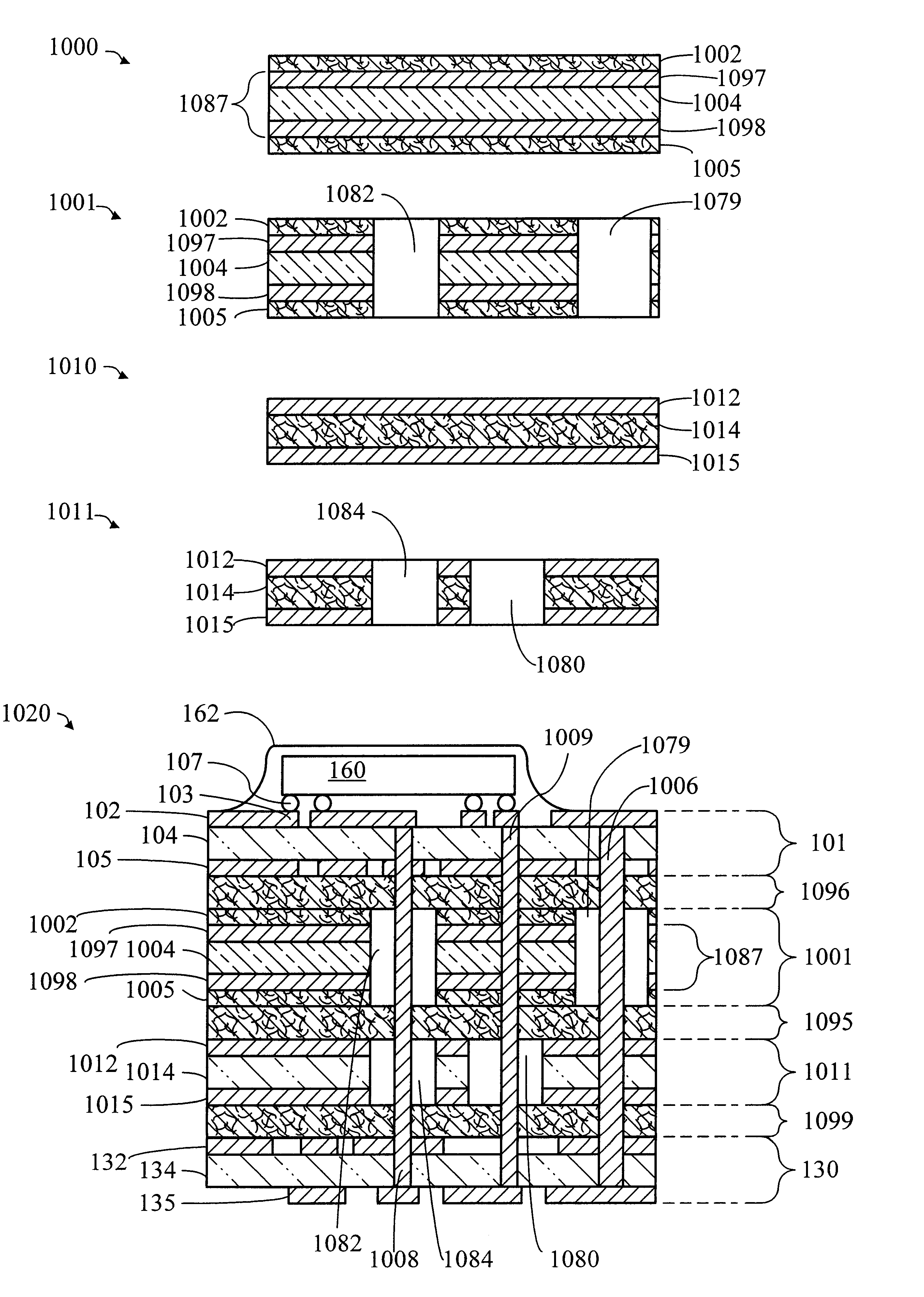 Patent Us6722031 Method For Making Printed Circuit Board