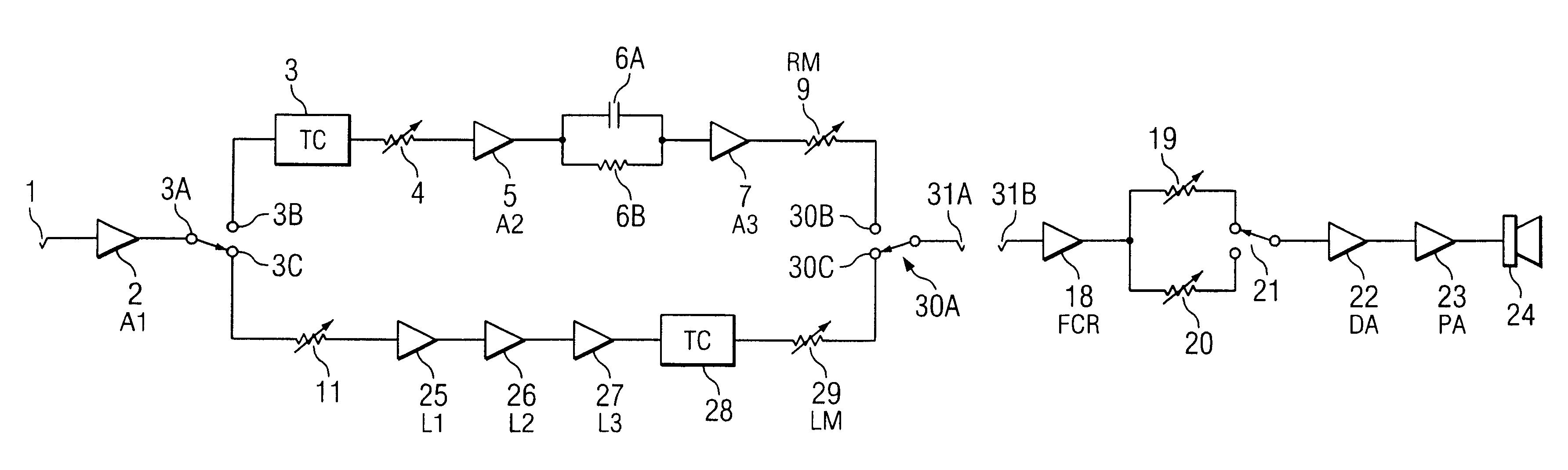 Fig1 Guitar Amp Circuit