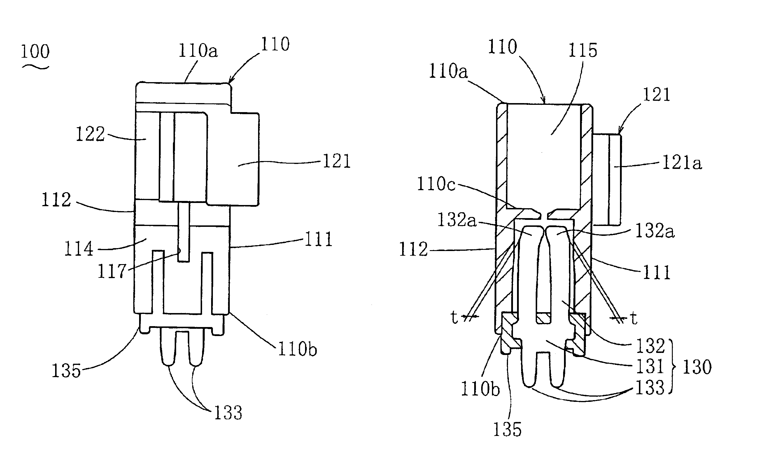 patent us6726506 - fuse holder