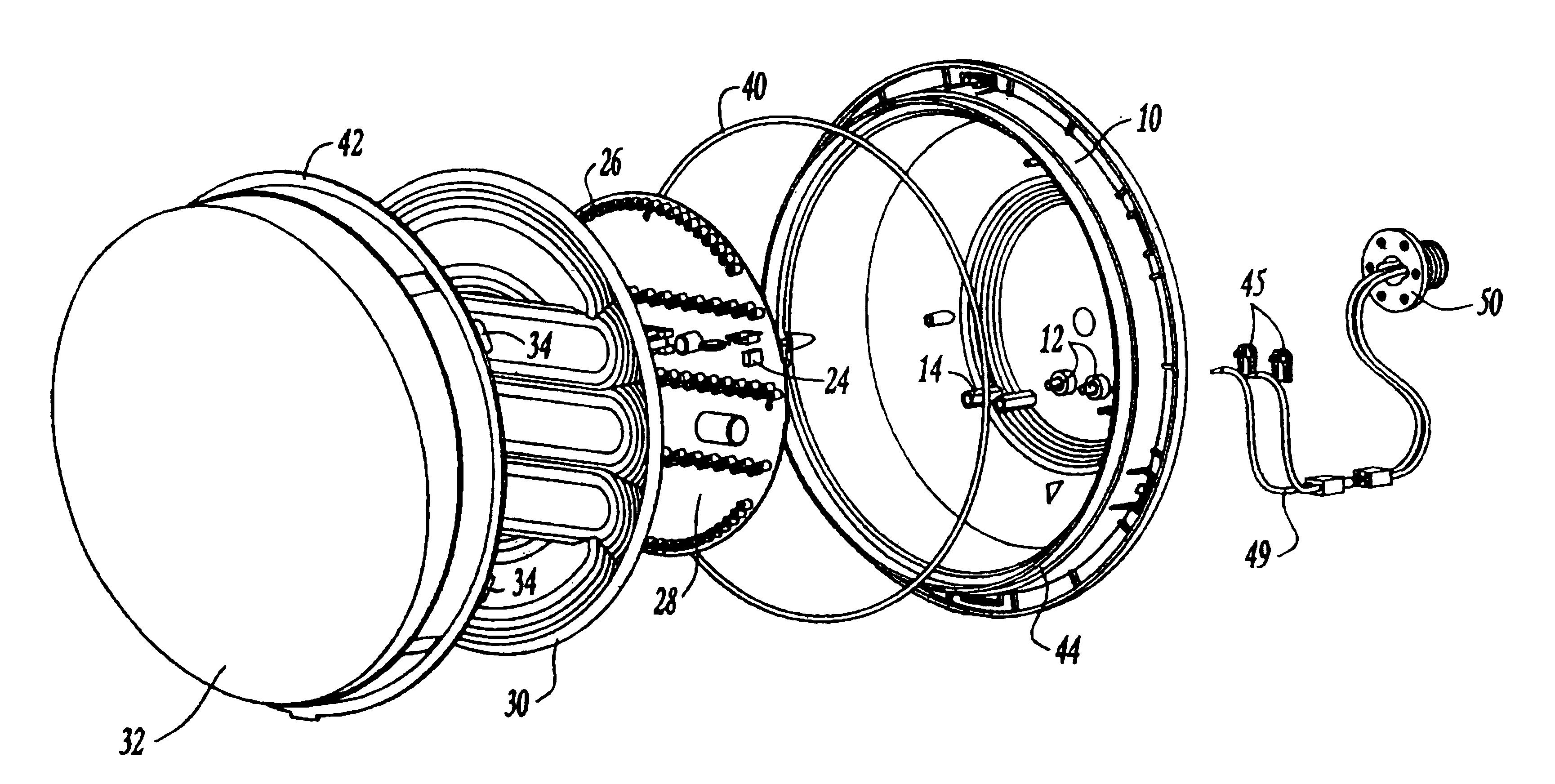 patent us6731222 - sun phantom led traffic signal