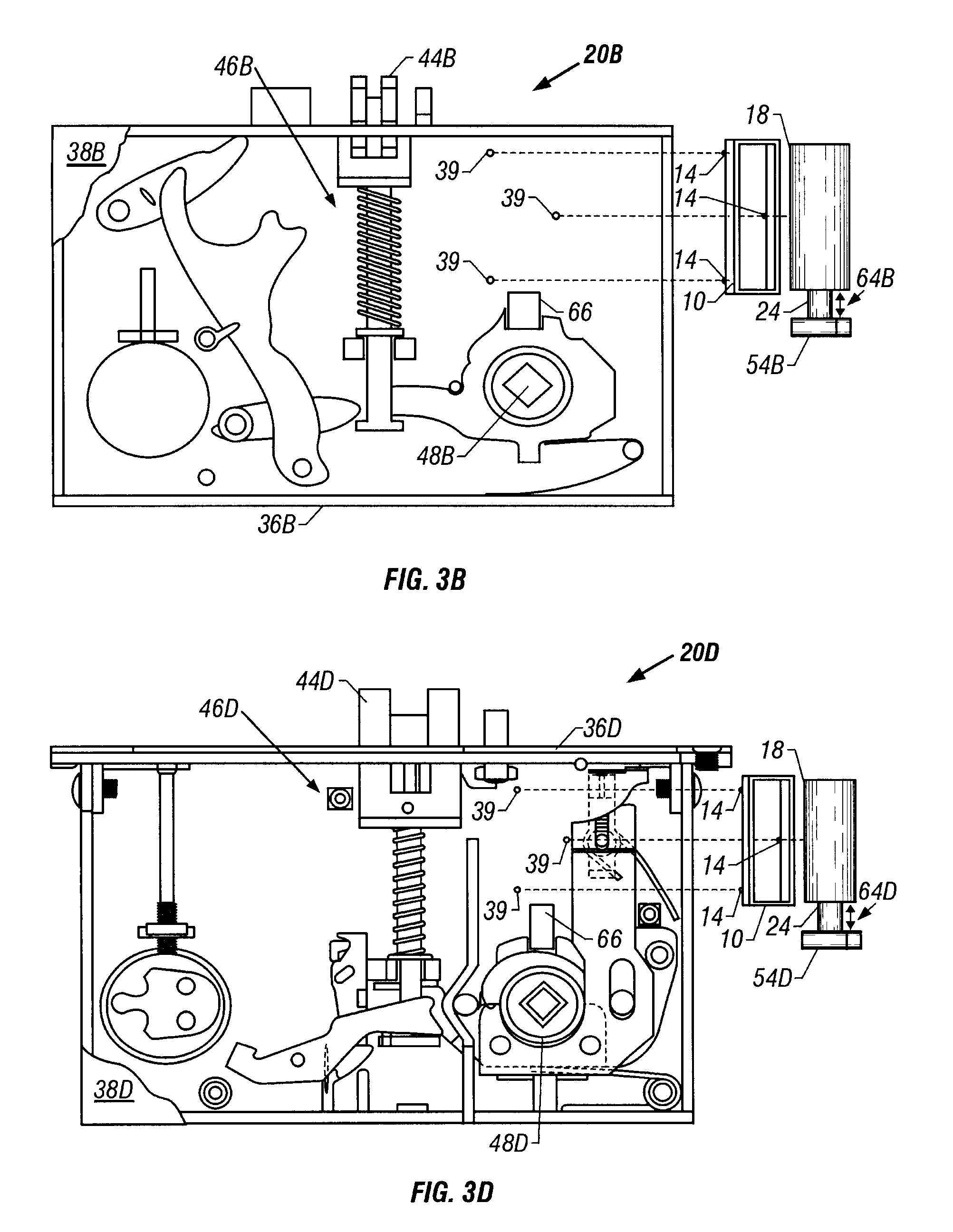 Patent Us6732557 Electrified Mortise Lock Having A