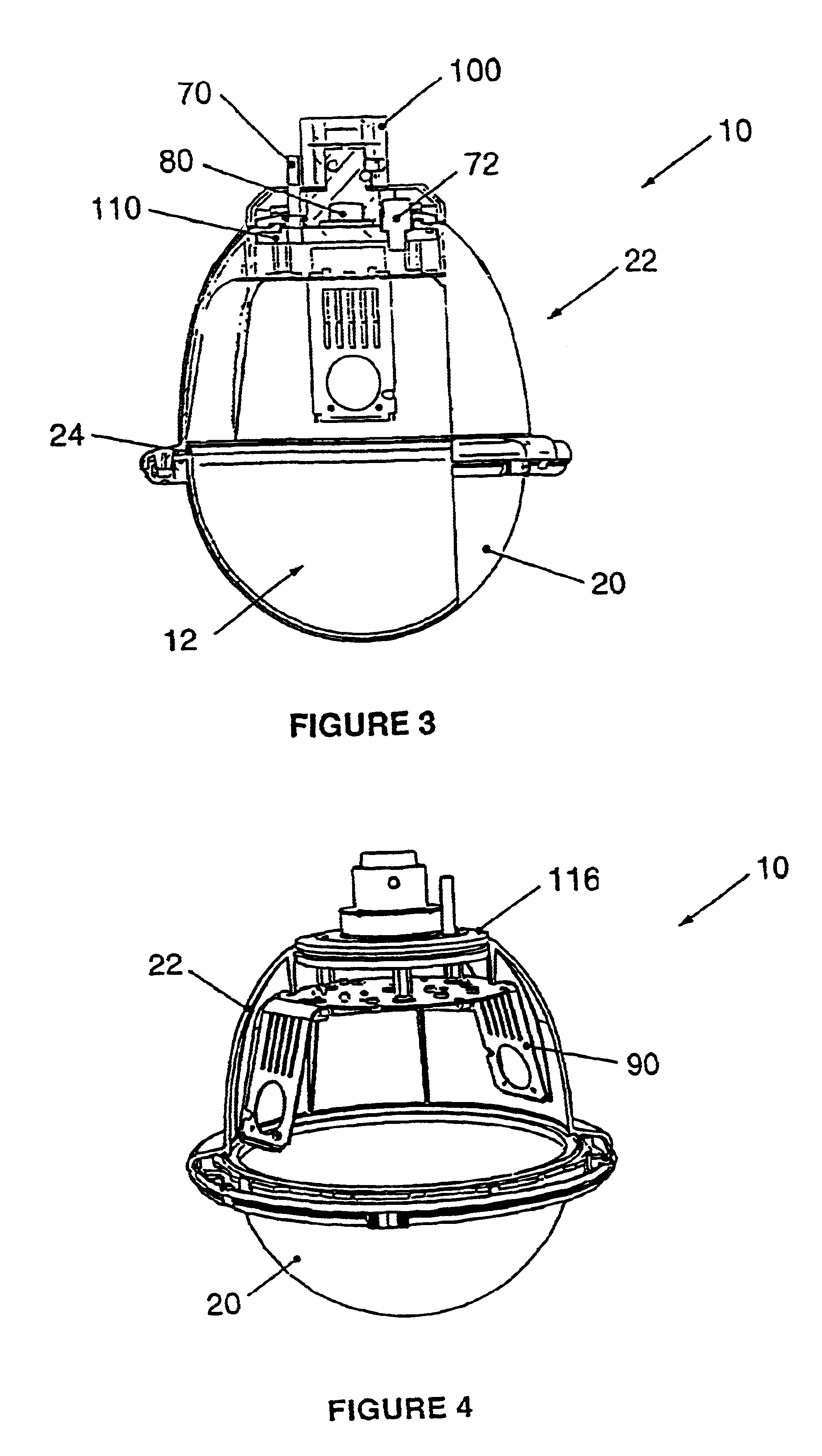 patent us6735382 - pressurized camera housing