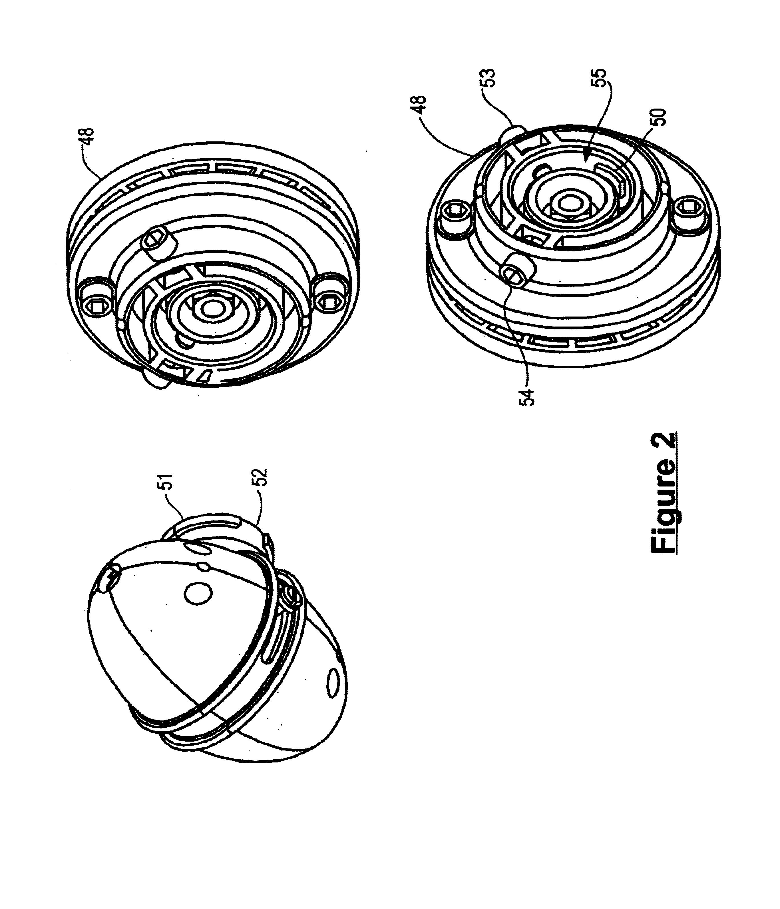 patent us6737972 - vibration sensor