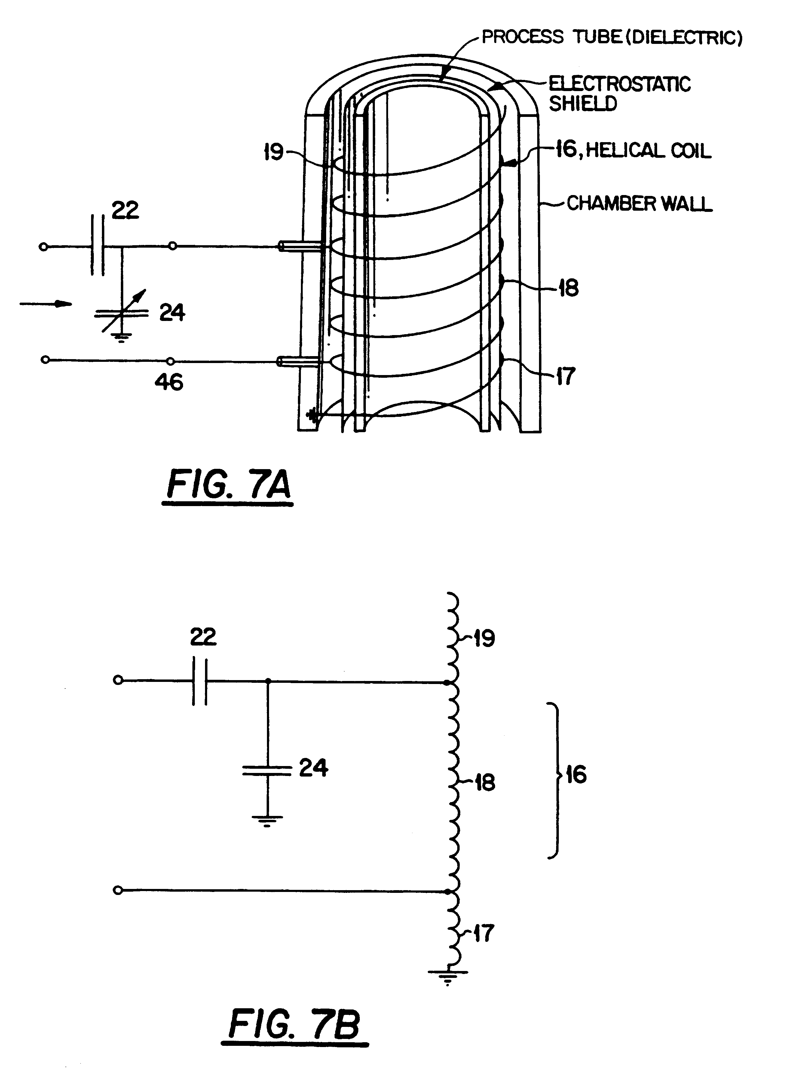 Patent Us6740842 Radio Frequency Power Source For Generating An Figure 2 Rf Inductance Meter Circuit Diagram Drawing