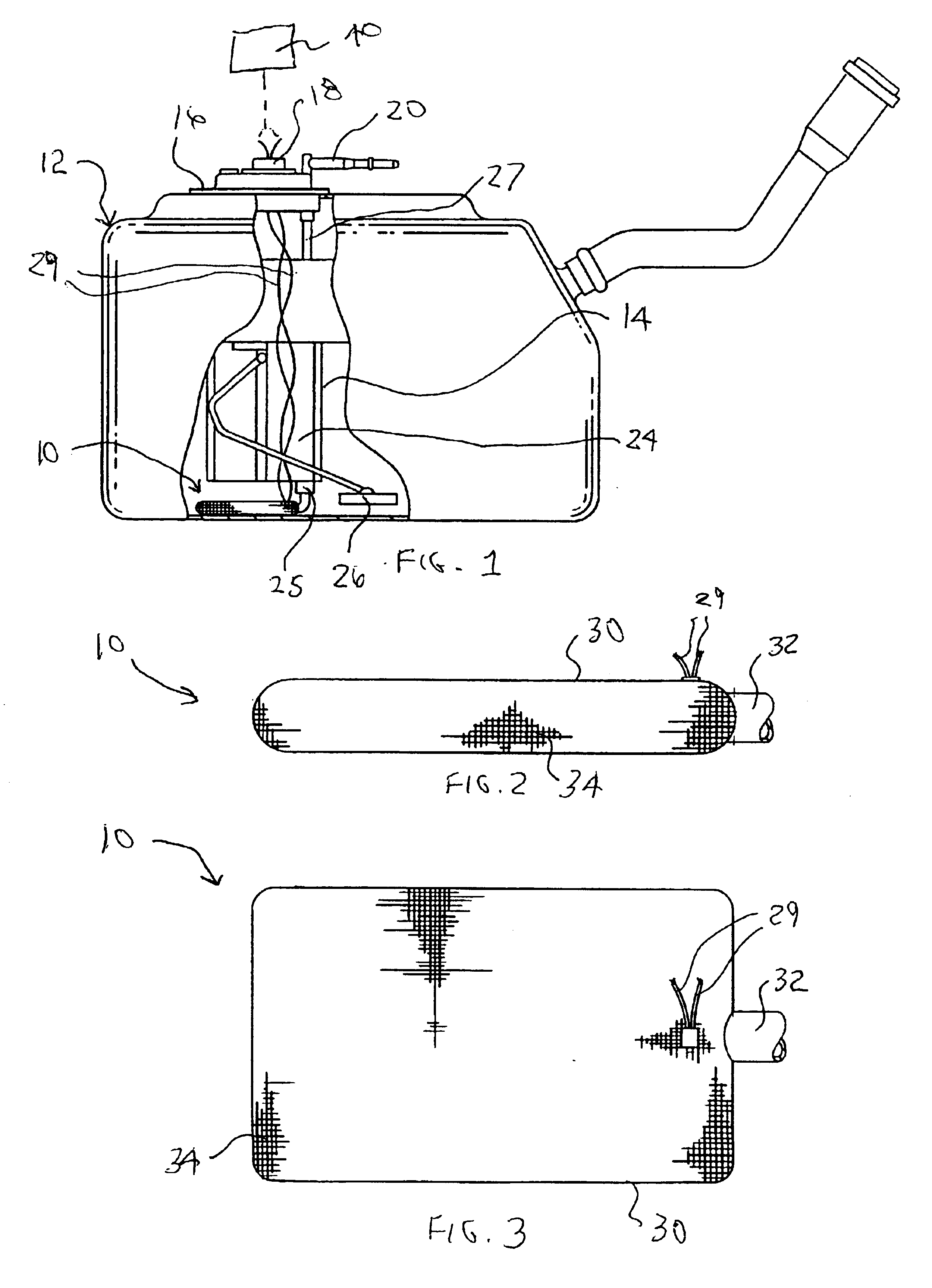 Patent Us6743355 Heated Fuel Strainer Assembly Google Patents Webb Filters Drawing