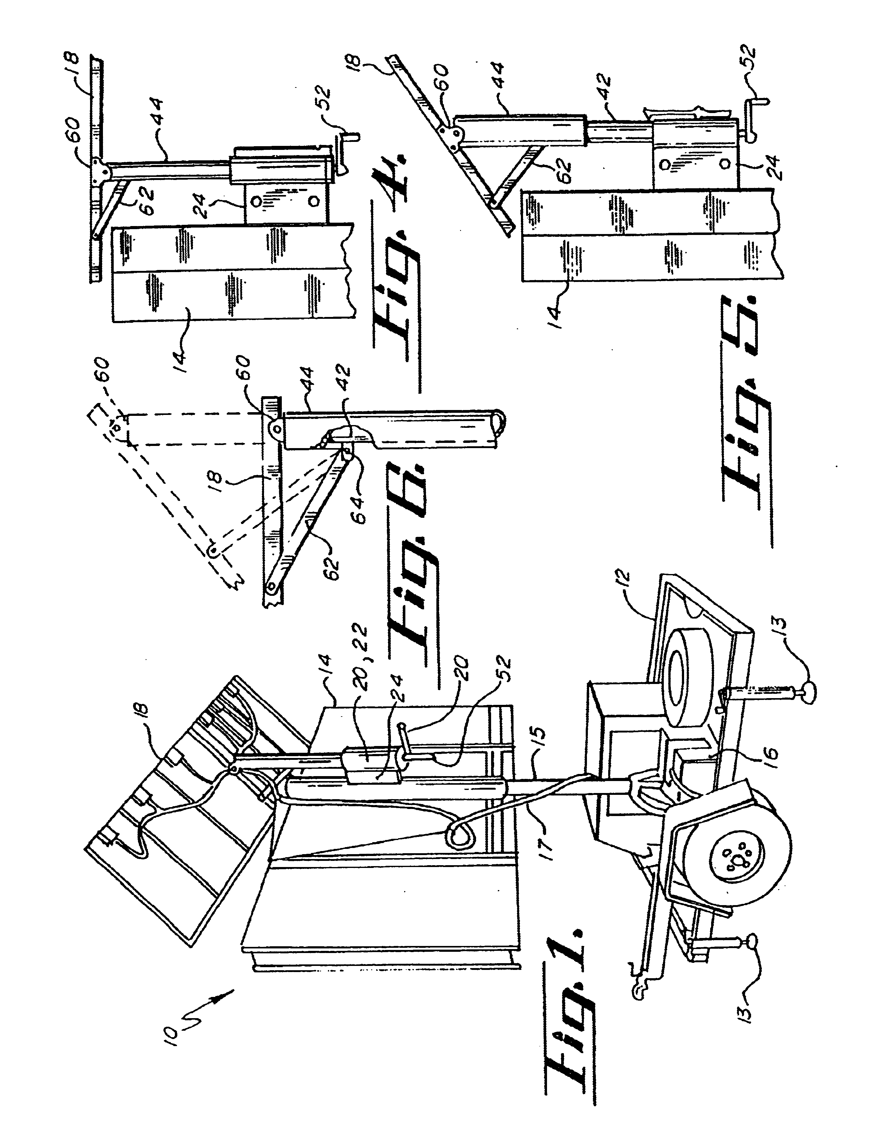 brevet us6750829 outdoor changeable message sign Bad Solar Highways patent drawing